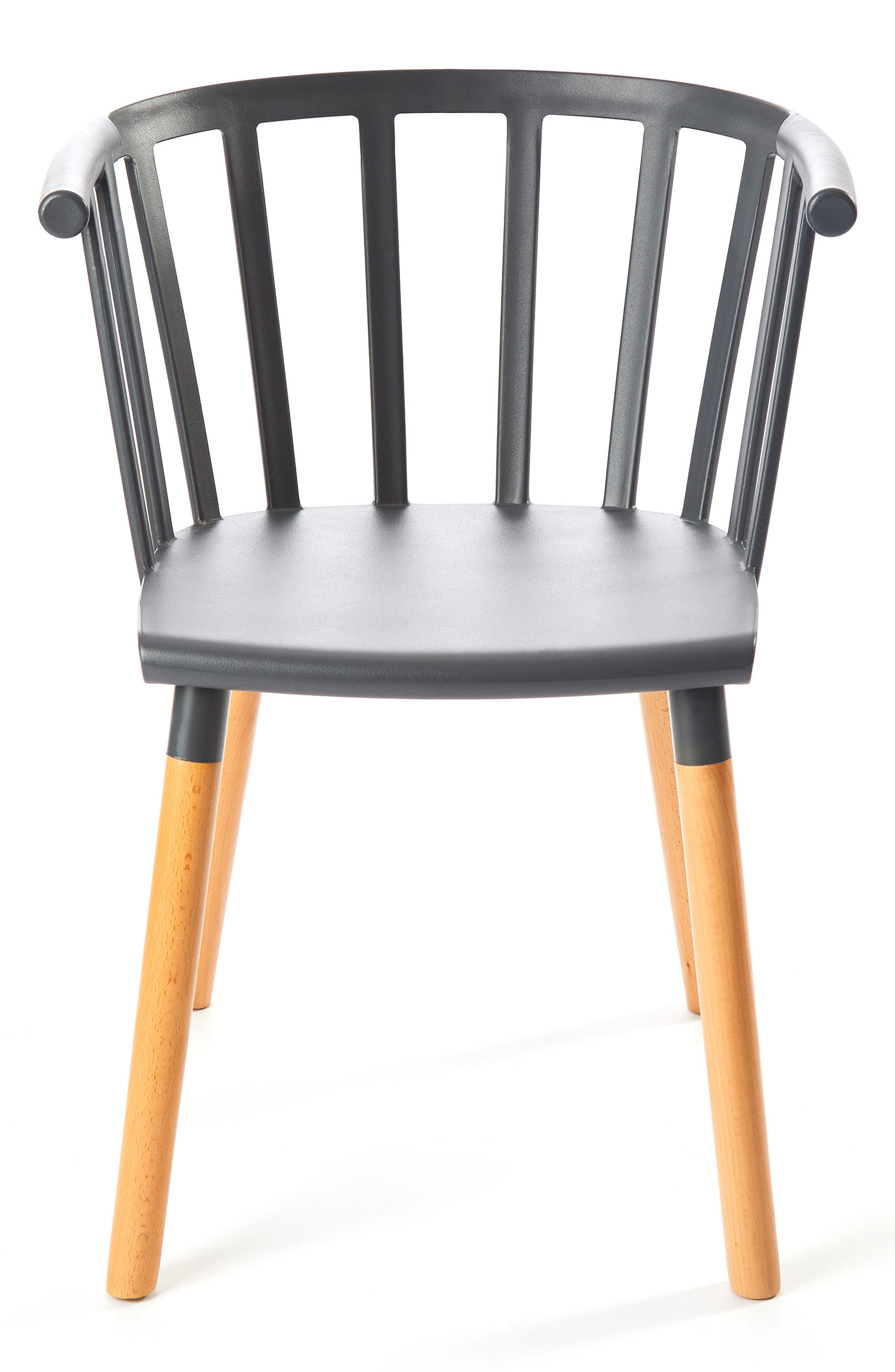 Kaptain Chair,                             Main thumbnail 1, color,                             MODEST GREY