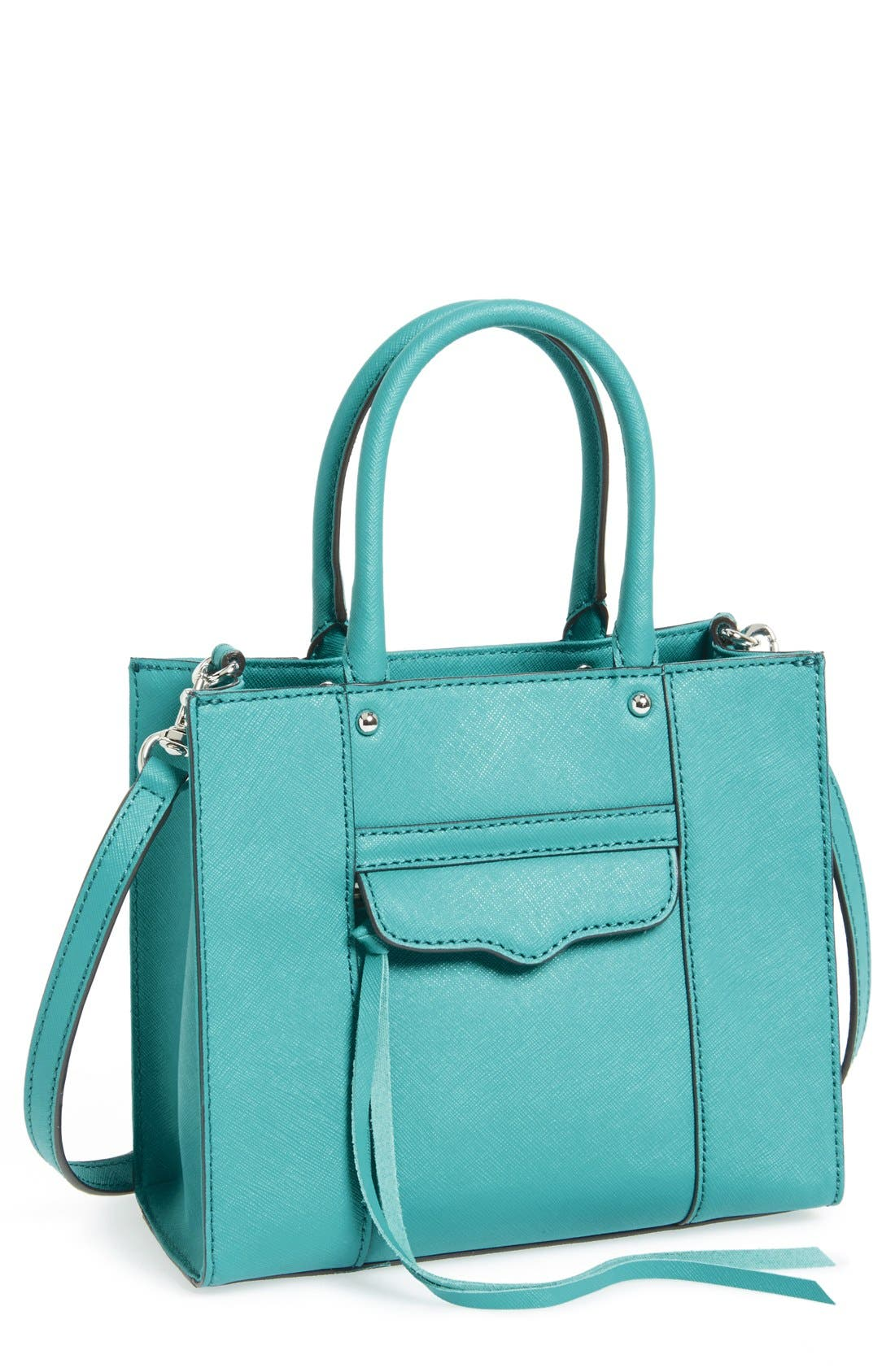 'Mini MAB Tote' Crossbody Bag,                             Main thumbnail 23, color,