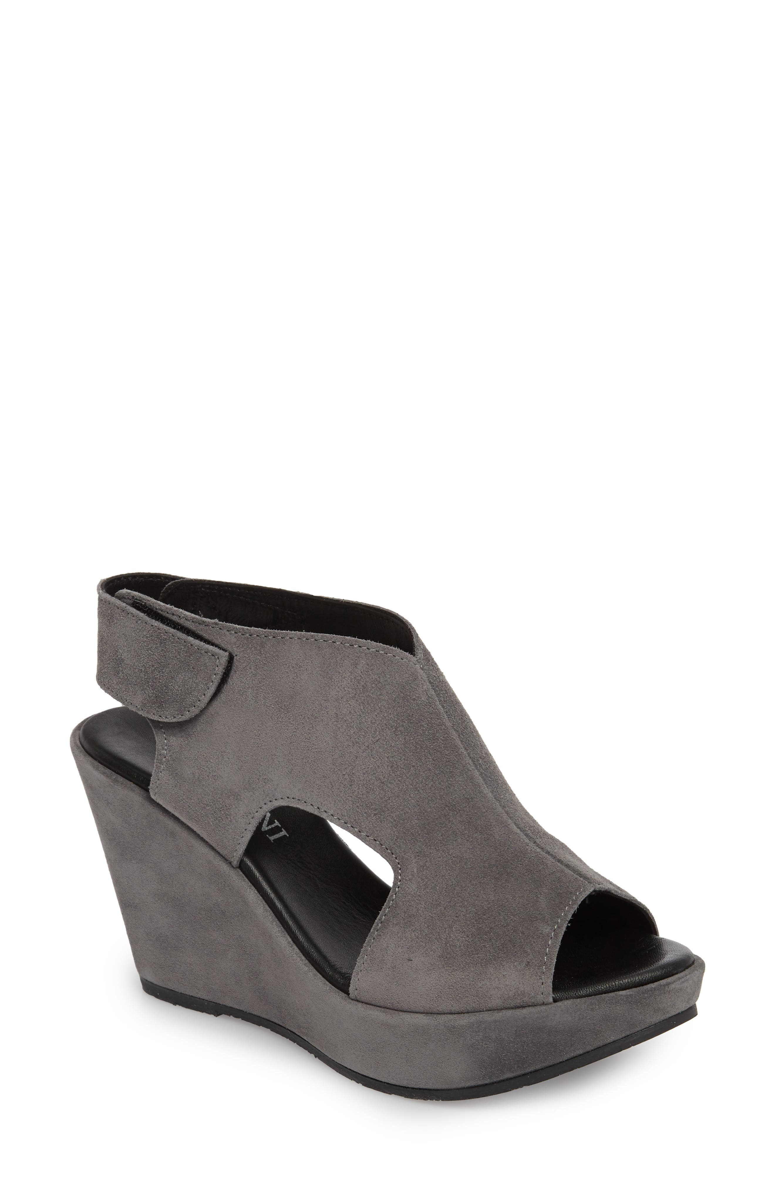 Reed Wedge Sandal,                         Main,                         color, 029