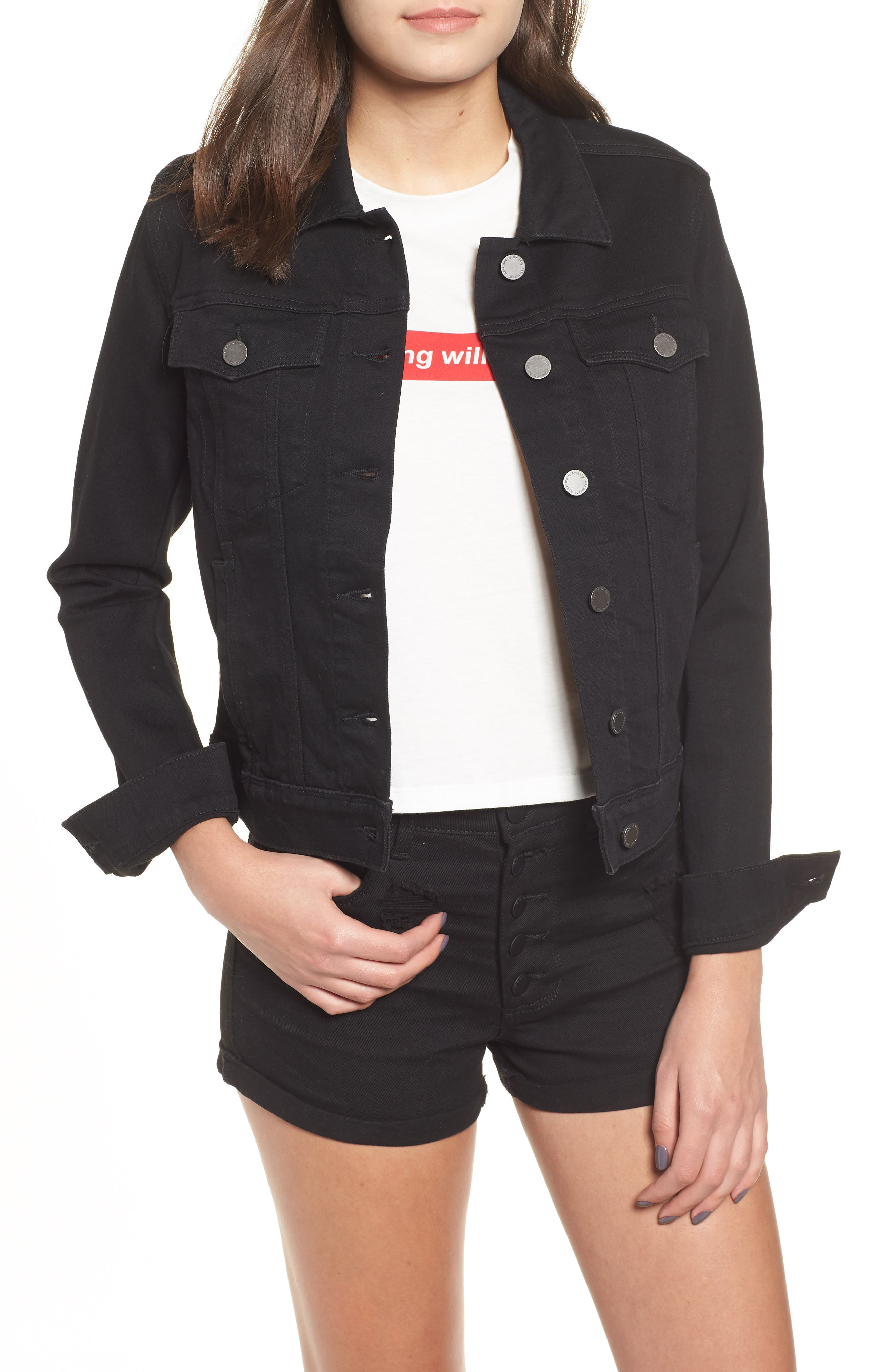ARTICLES OF SOCIETY Taylor Denim Jacket in Montpelier