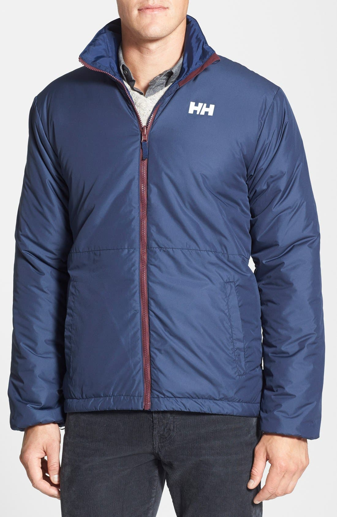 Squamish 3-in-1 Water Repellent Hooded Jacket,                             Alternate thumbnail 18, color,