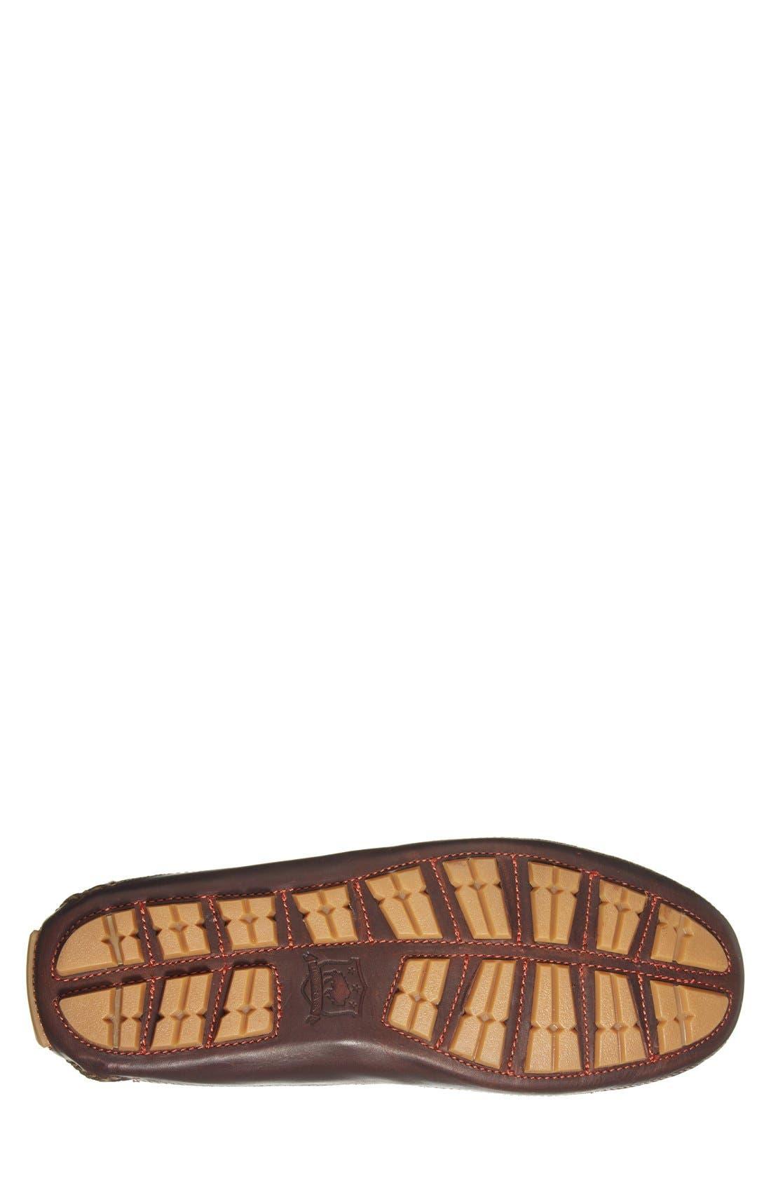 'Drake' Leather Driving Shoe,                             Alternate thumbnail 32, color,