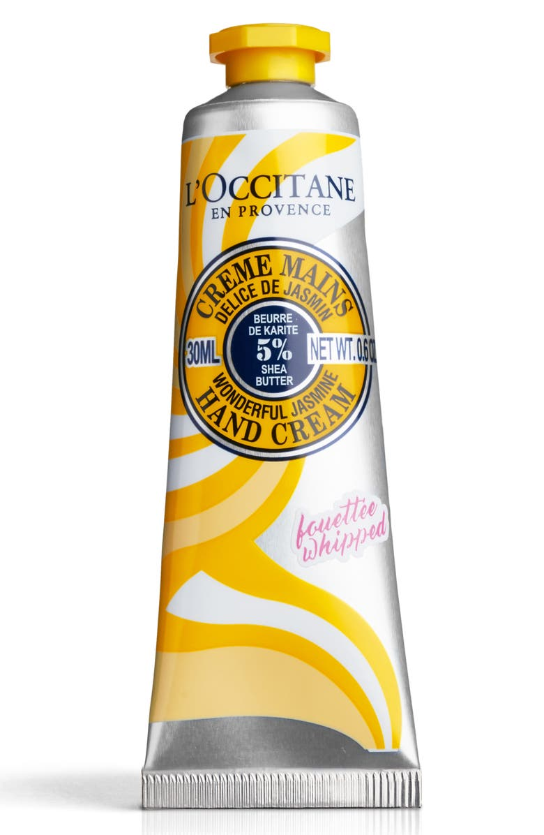L'occitane Wonderful Jasmine Shea Butter Hand Cream