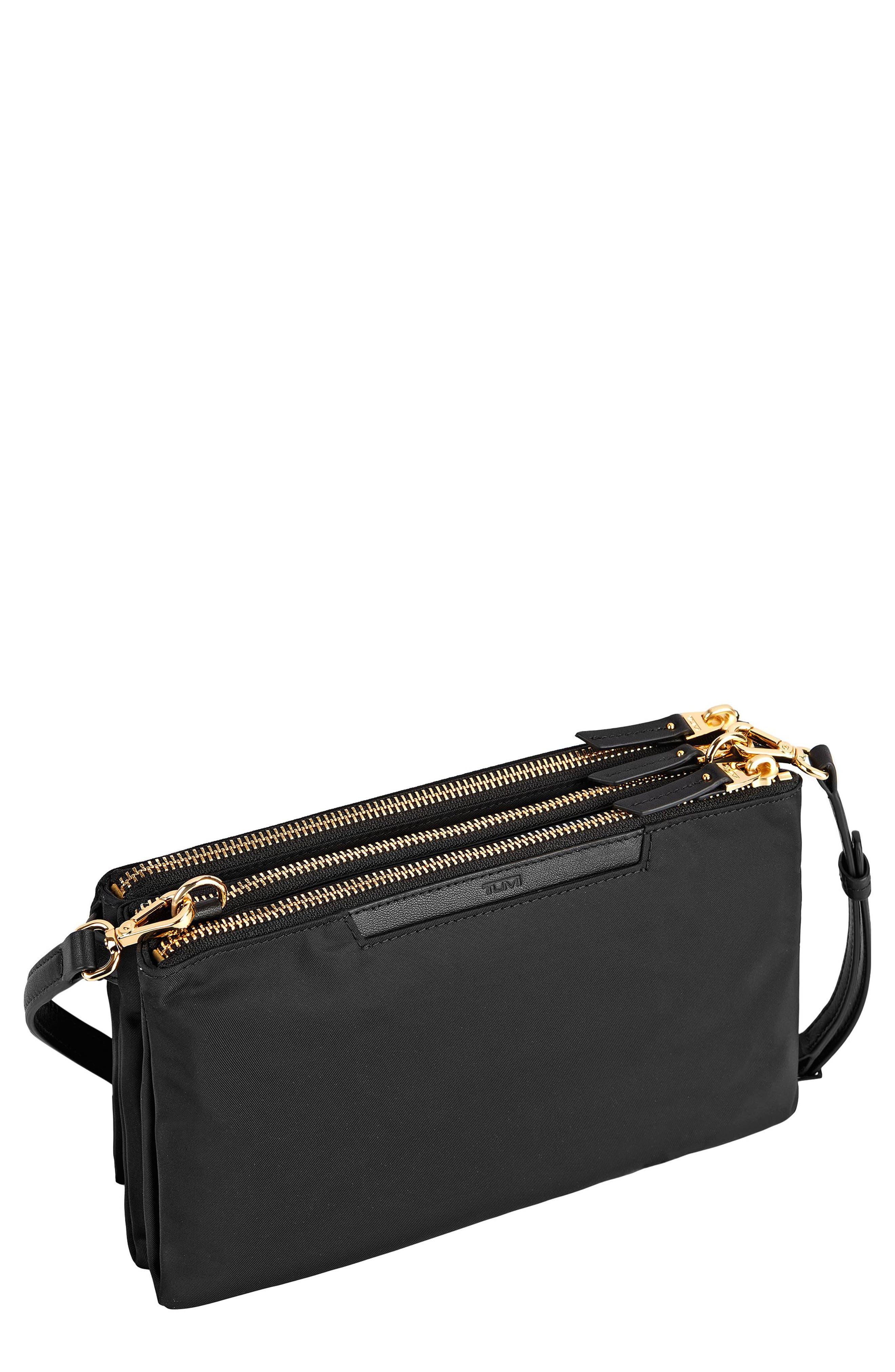 Voyageur - Tristen Nylon Crossbody Bag,                         Main,                         color, 001