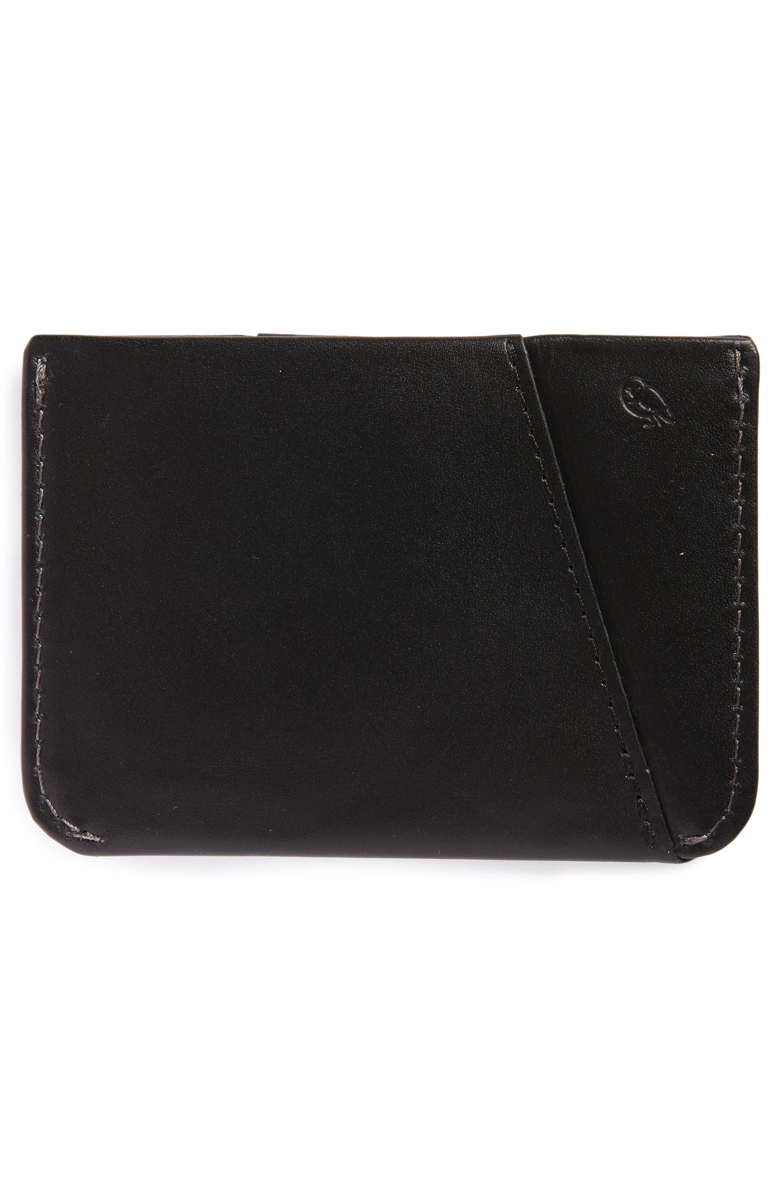 Micro Sleeve Card Case,                             Alternate thumbnail 2, color,                             001