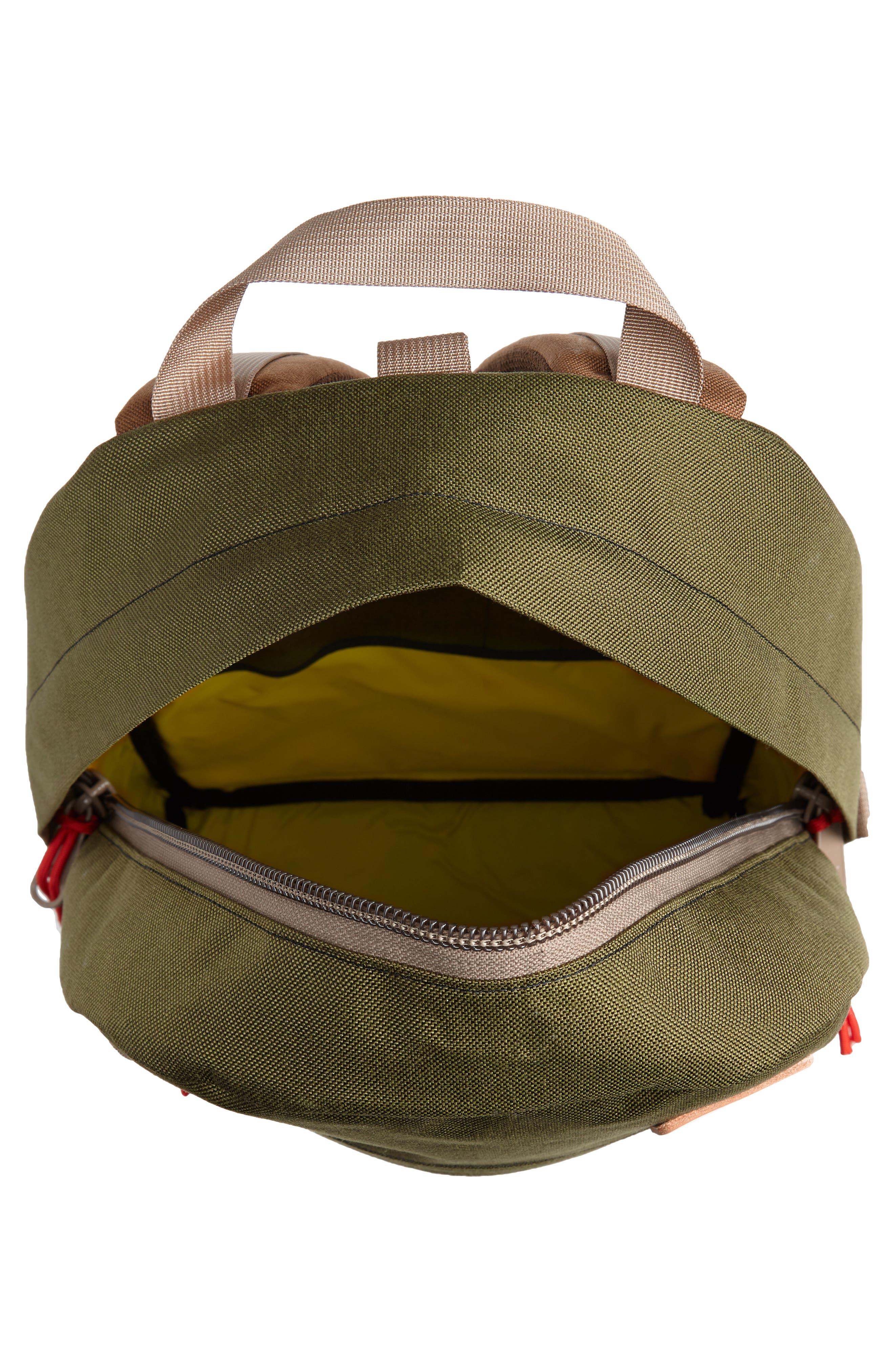 Daypack,                             Alternate thumbnail 4, color,                             OLIVE