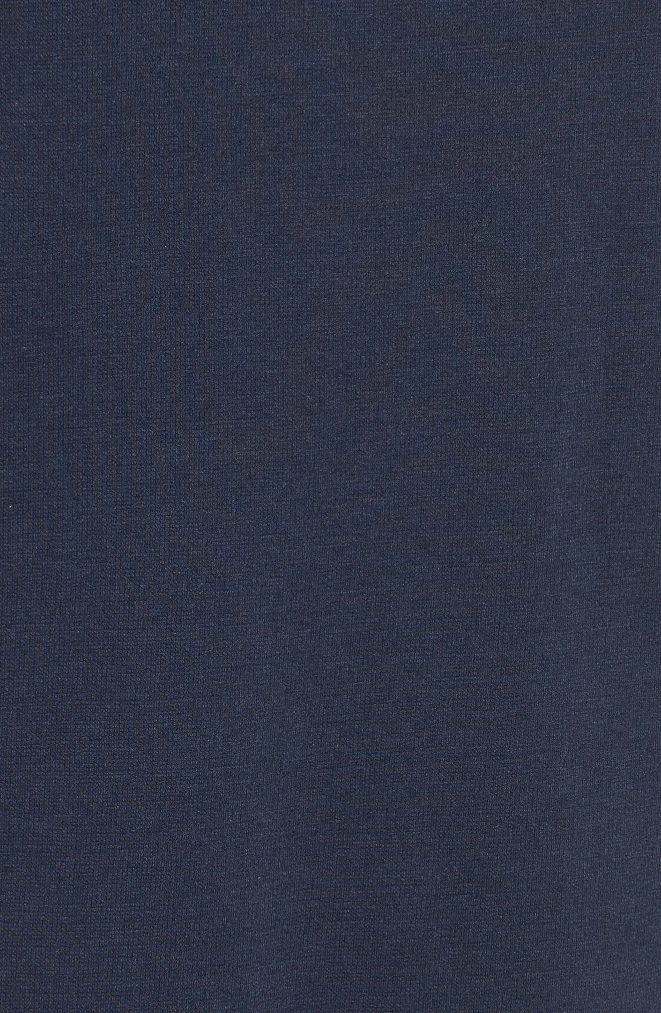 Ruffle Sleeve Shift Dress,                             Alternate thumbnail 20, color,