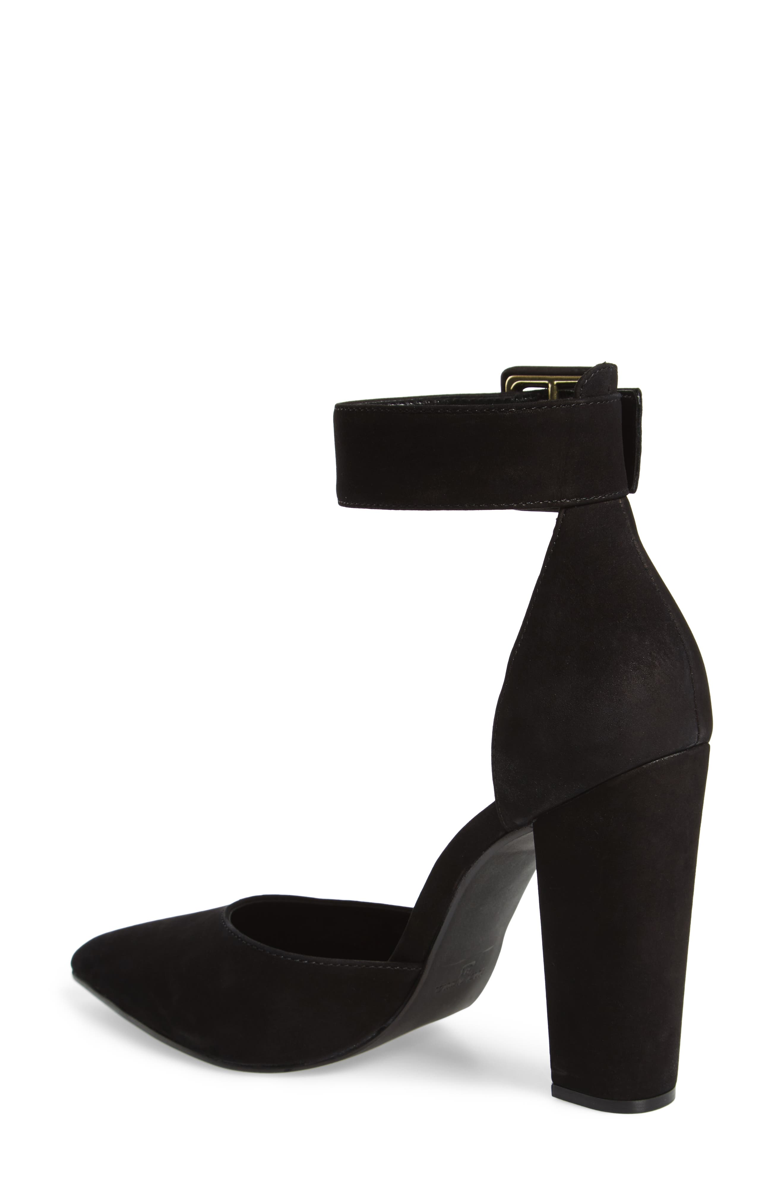 Posted Ankle Strap Pump,                             Alternate thumbnail 2, color,                             005
