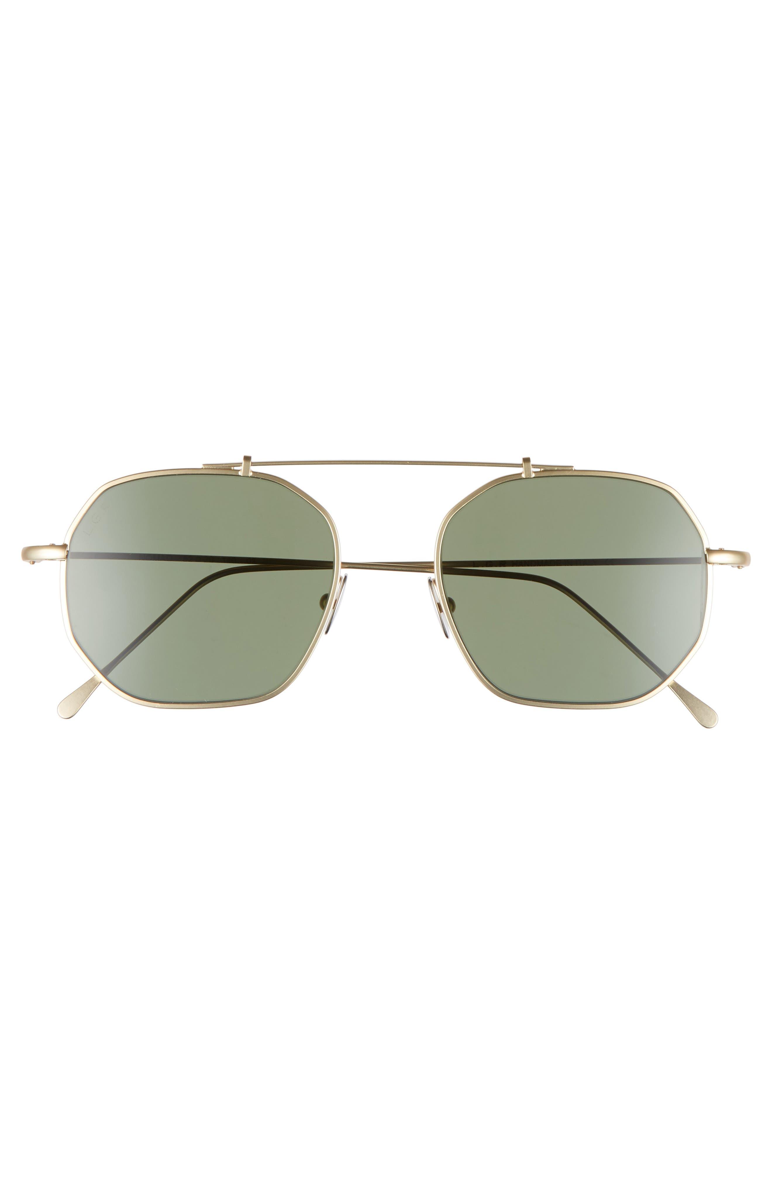 Nomad 52mm Sunglasses,                             Alternate thumbnail 4, color,