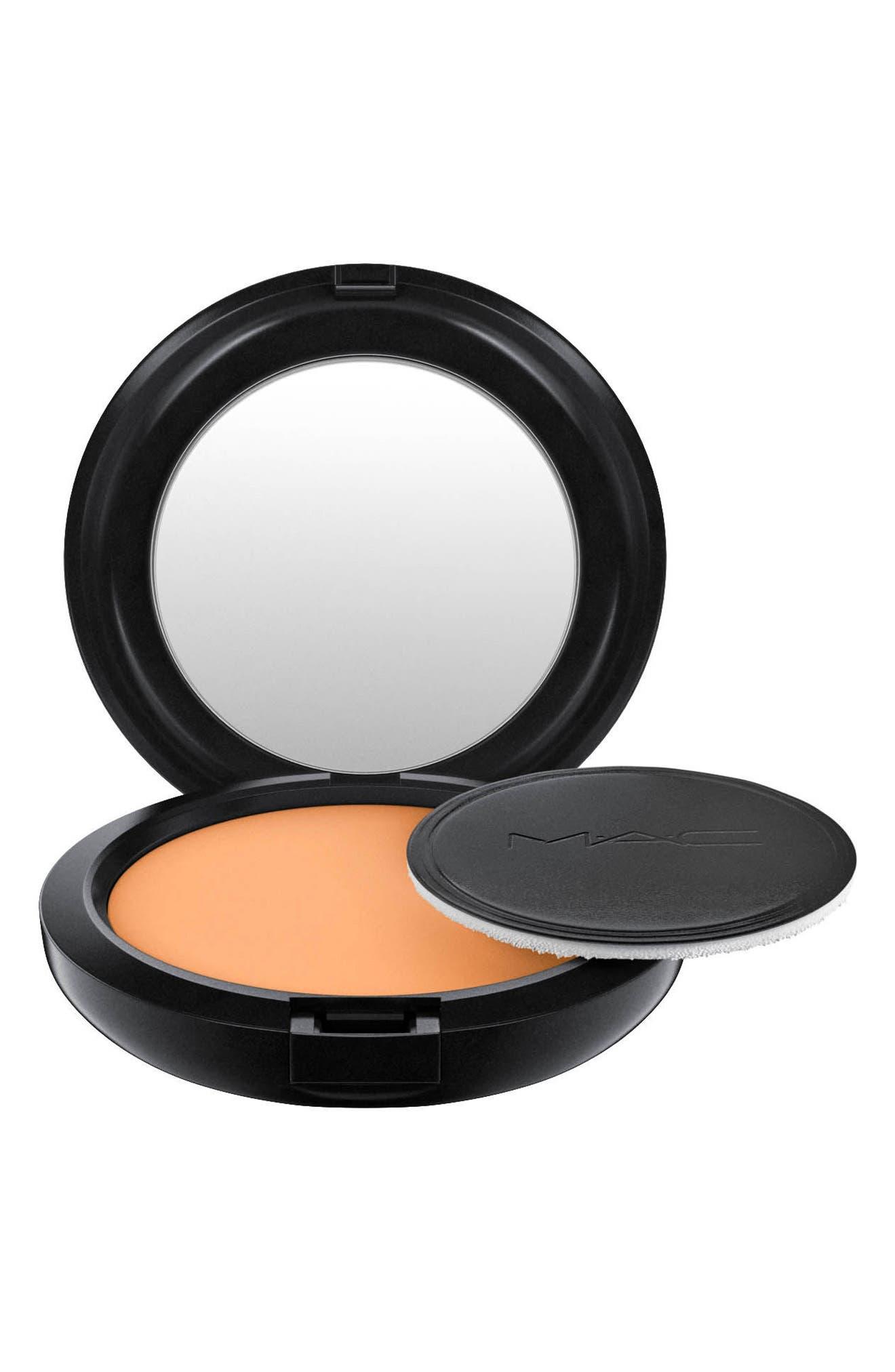 MAC Pro Longwear Powder/Pressed,                         Main,                         color, DARK GOLDEN