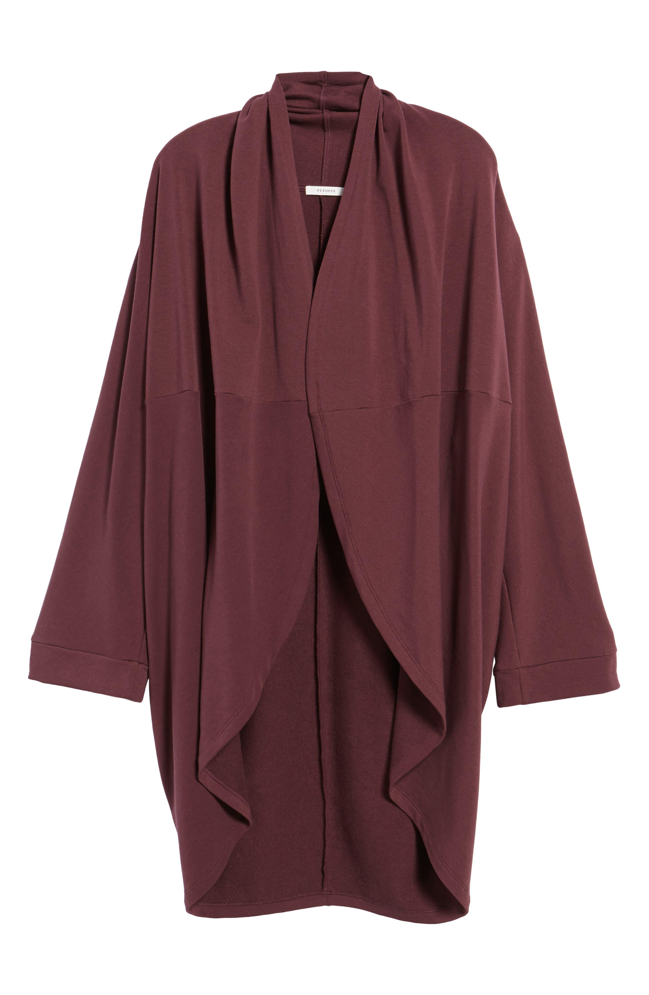 Cocoon Knit Midi Cardigan,                             Alternate thumbnail 29, color,