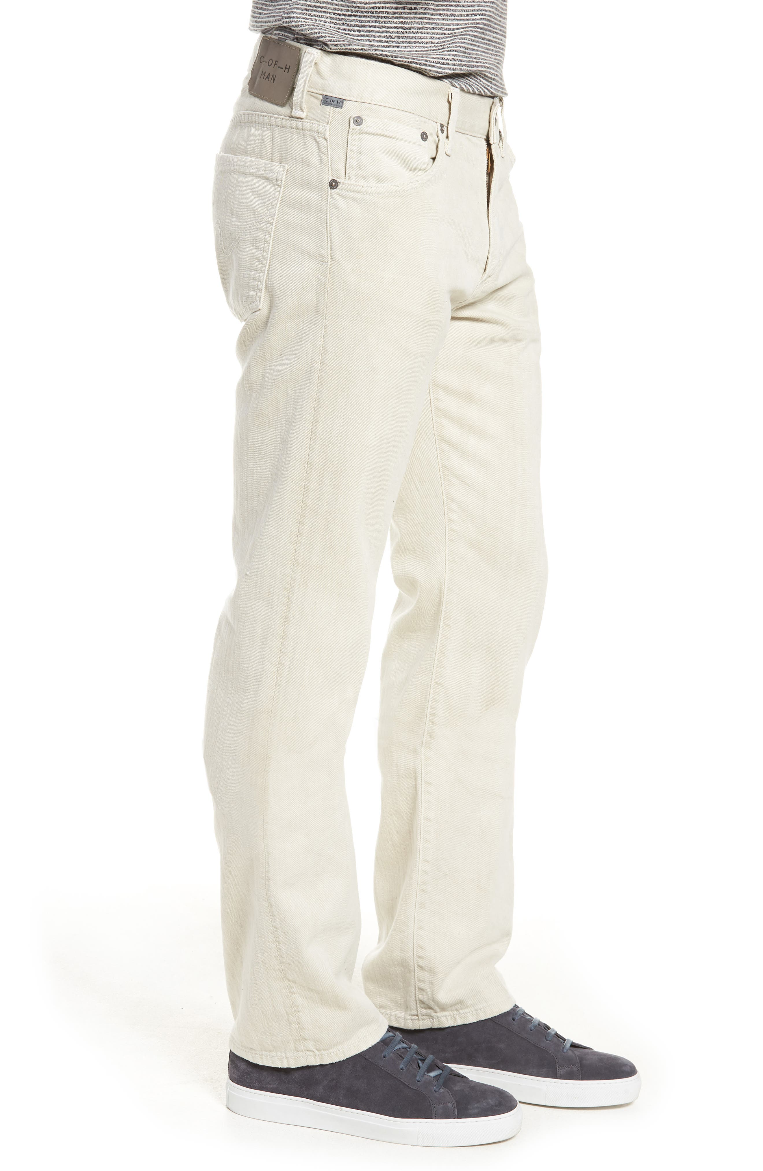 CITIZENS OF HUMANITY,                             Sid Straight Leg Jeans,                             Alternate thumbnail 3, color,                             MODA