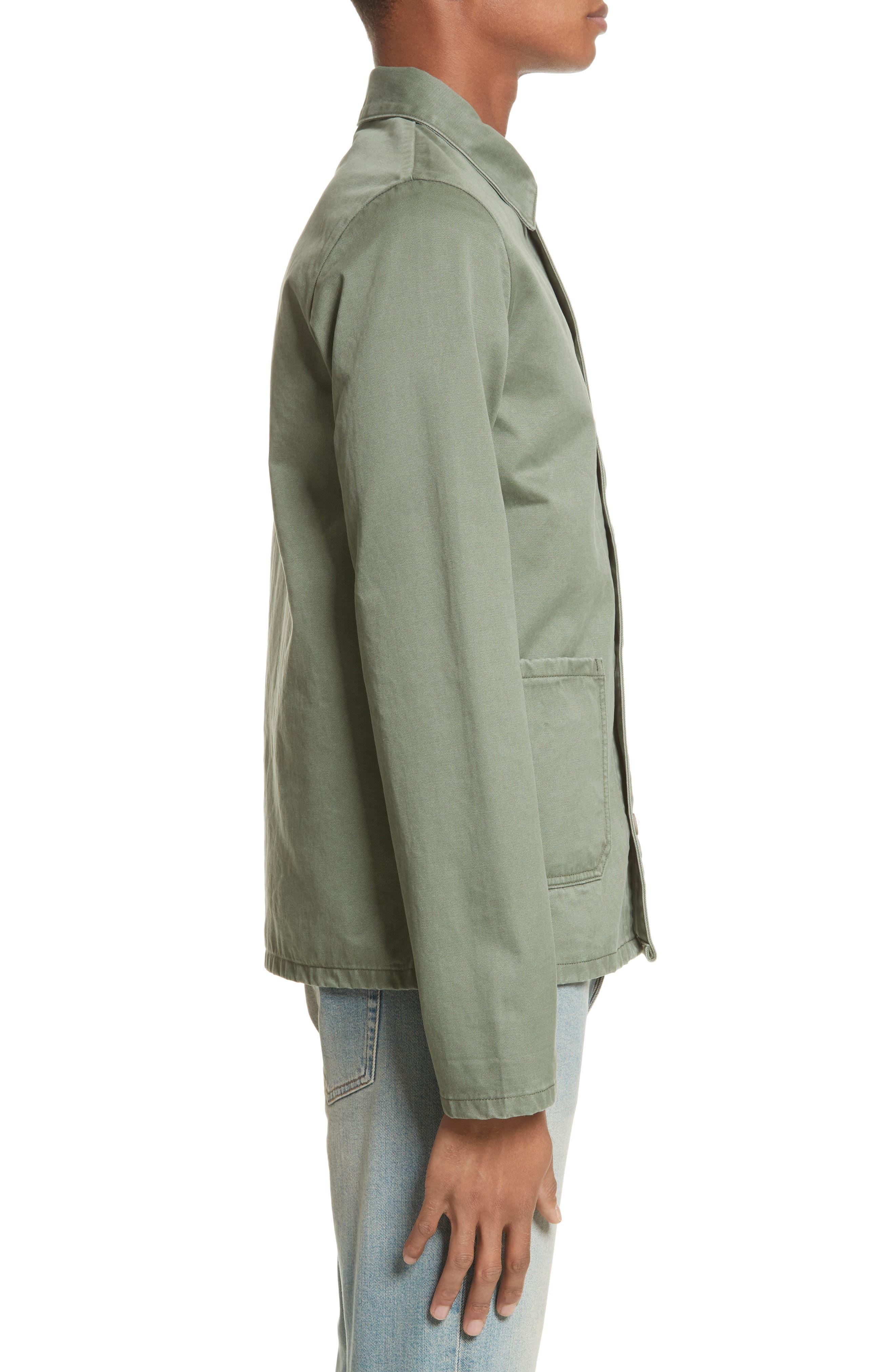 Kerlouan Shirt Jacket,                             Alternate thumbnail 3, color,