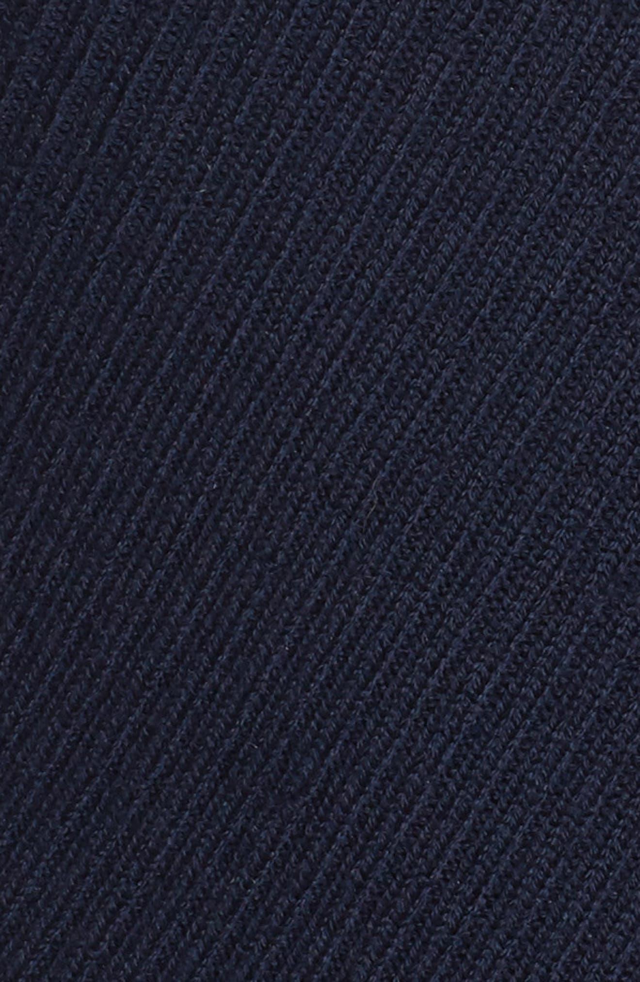 Puff Sleeve Merino Wool Blend Sweater,                             Alternate thumbnail 5, color,                             410