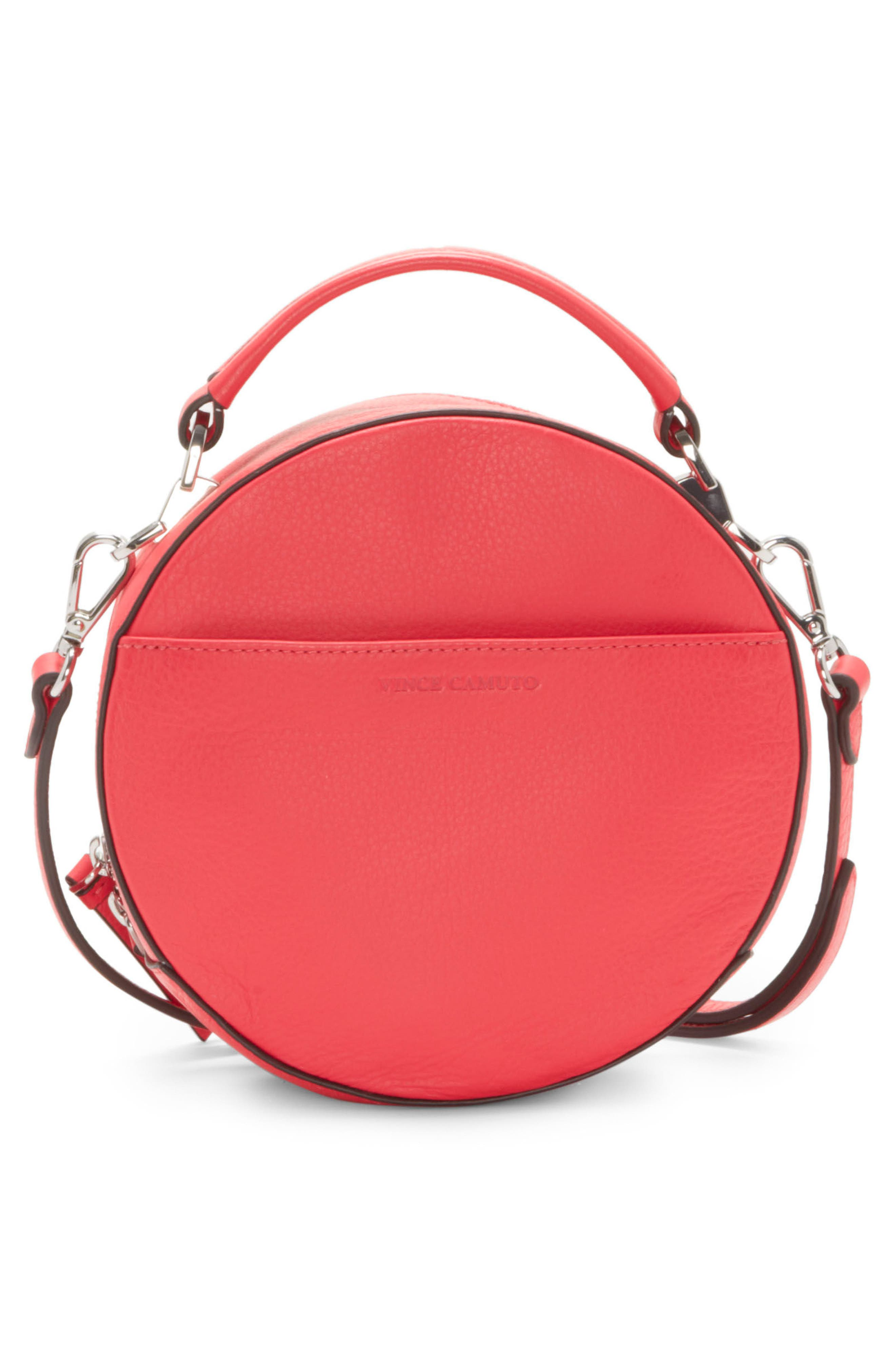 Bray Leather Crossbody Bag,                             Alternate thumbnail 10, color,