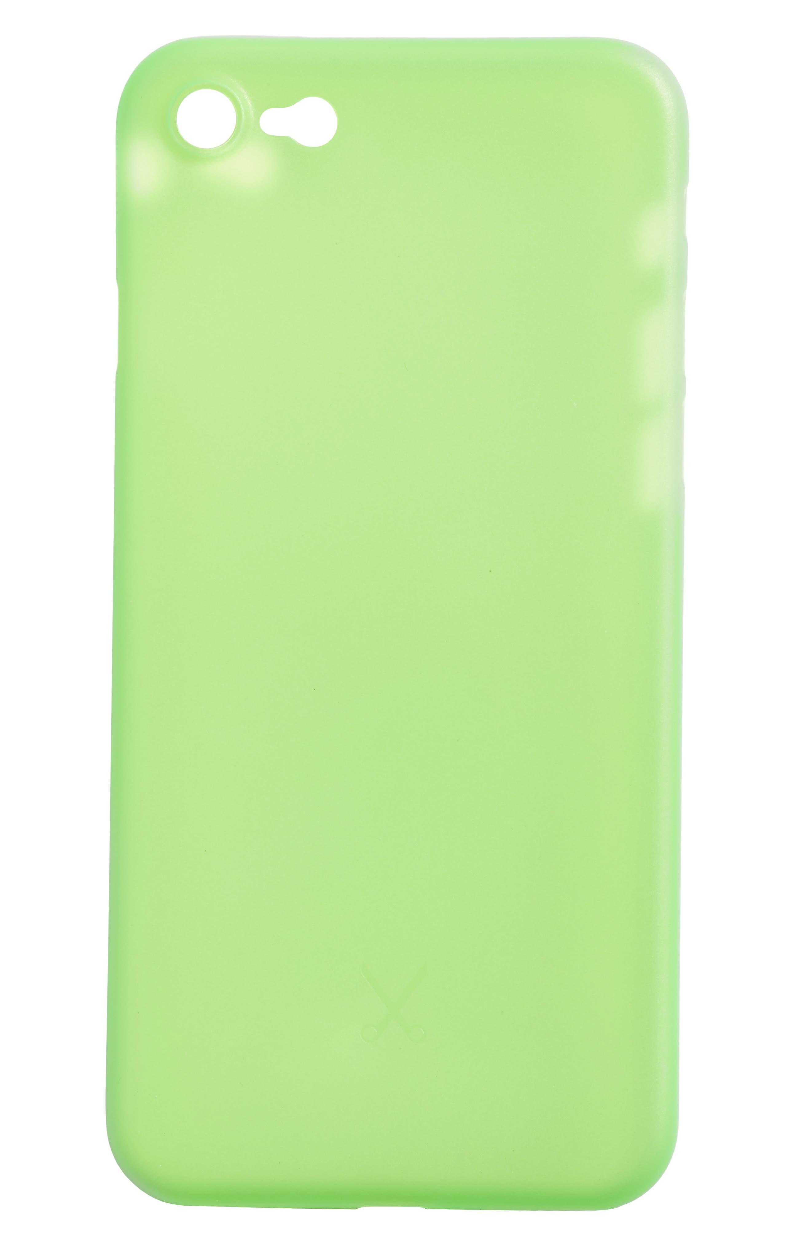 Ultra Thin iPhone 7 Case,                             Main thumbnail 1, color,                             300