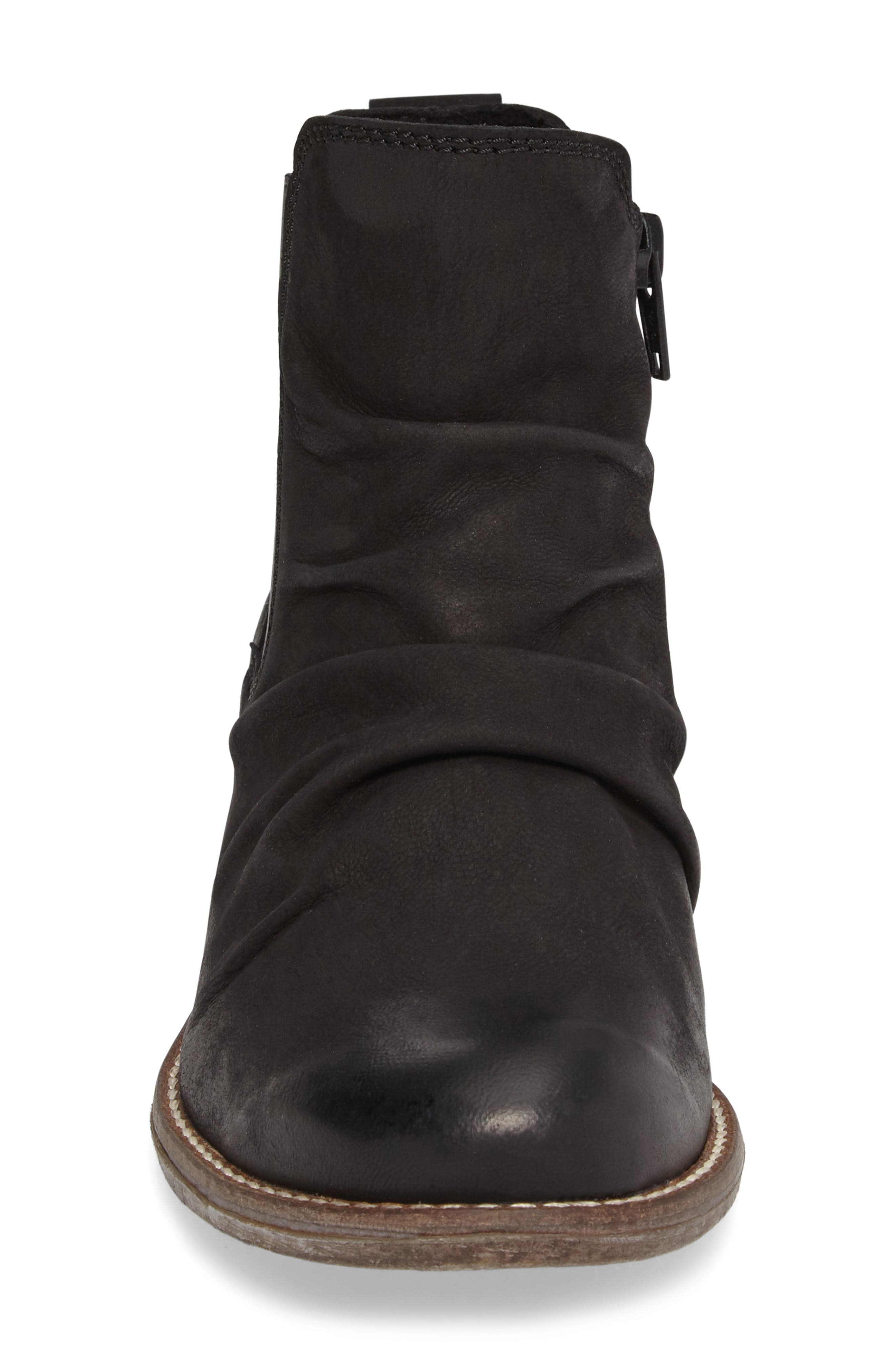 Sienna 59 Slouchy Chelsea Bootie,                             Alternate thumbnail 4, color,                             004