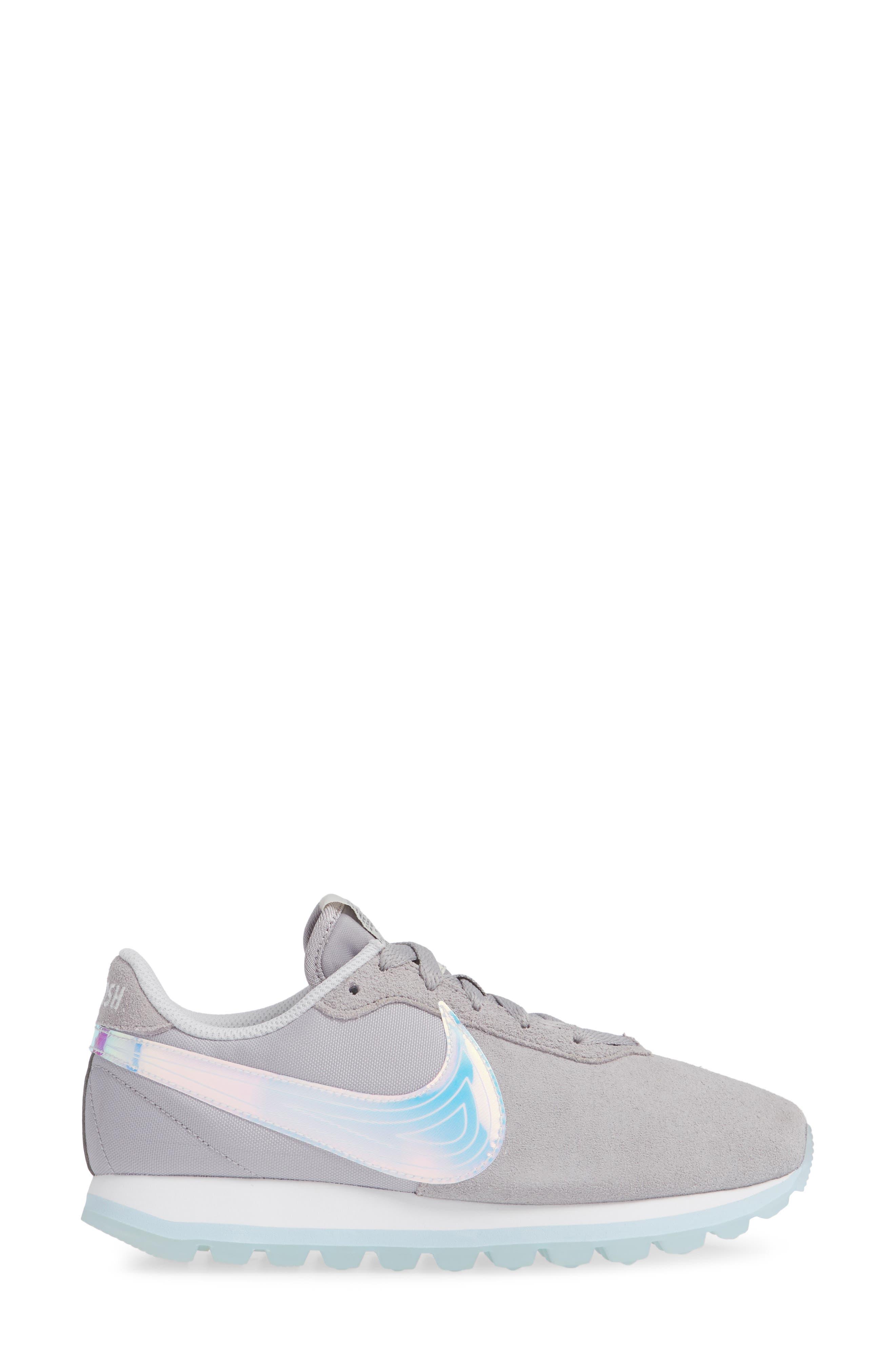Pre Love O.X. Sneaker,                             Alternate thumbnail 3, color,                             ATMOSPHERE GREY/ WHITE/ GREY