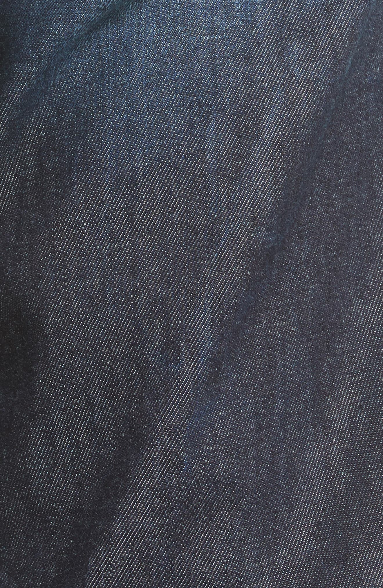 Slim Nothing Jeans,                             Alternate thumbnail 5, color,                             BLUE