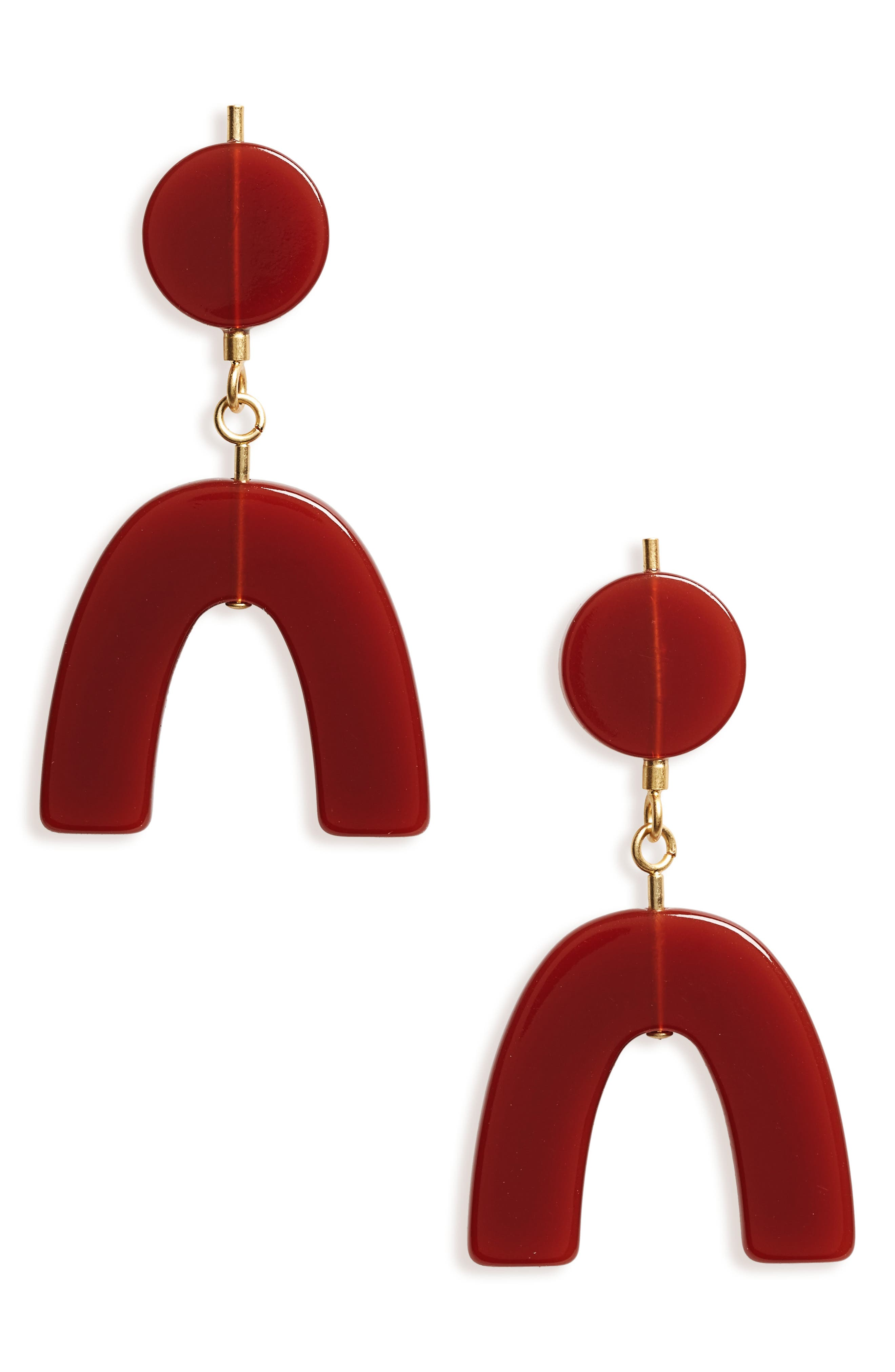 Shapes Statement Drop Earrings,                             Main thumbnail 1, color,                             200