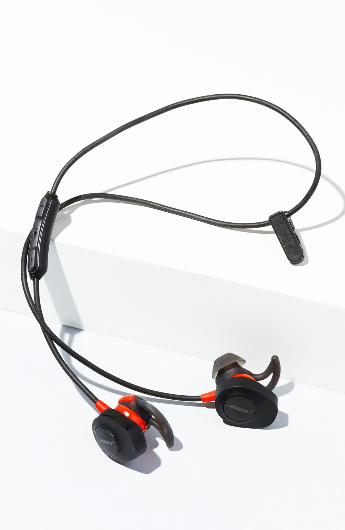 BOSE<SUP>®</SUP>,                             SoundSport<sup>®</sup> Pulse Wireless Headphones,                             Alternate thumbnail 3, color,                             POWER RED
