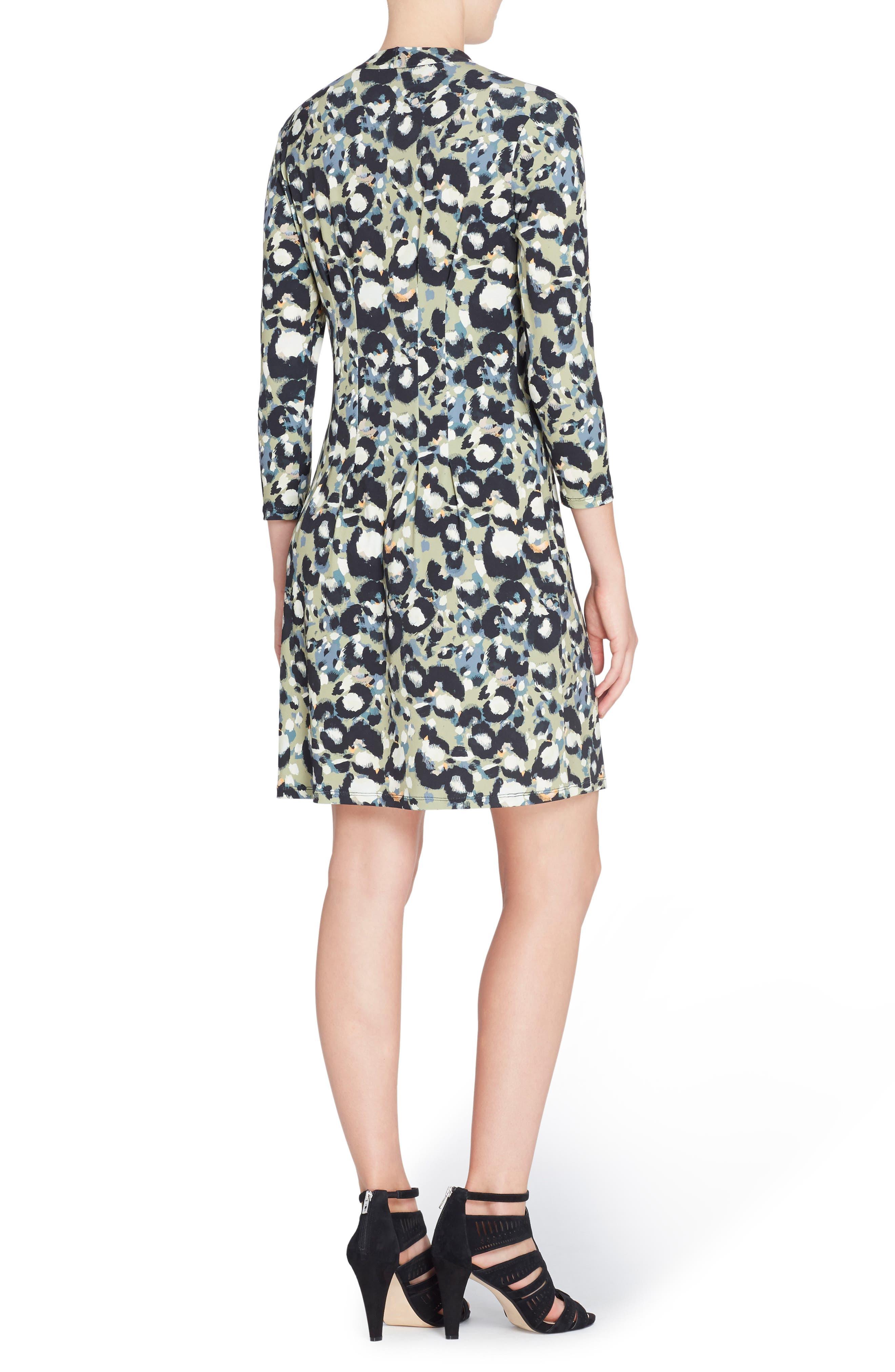 Tinka Pleat Sheath Dress,                             Alternate thumbnail 2, color,                             391