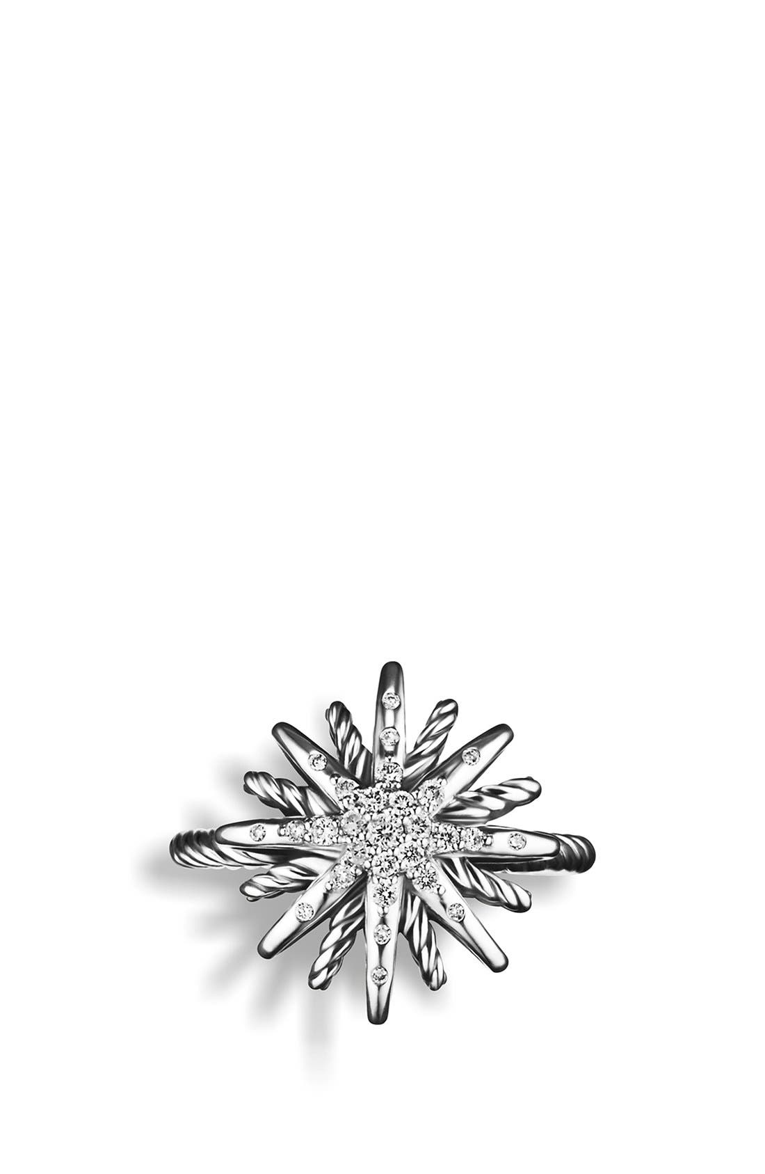 'Starburst' Ring with Diamonds,                             Alternate thumbnail 3, color,                             040