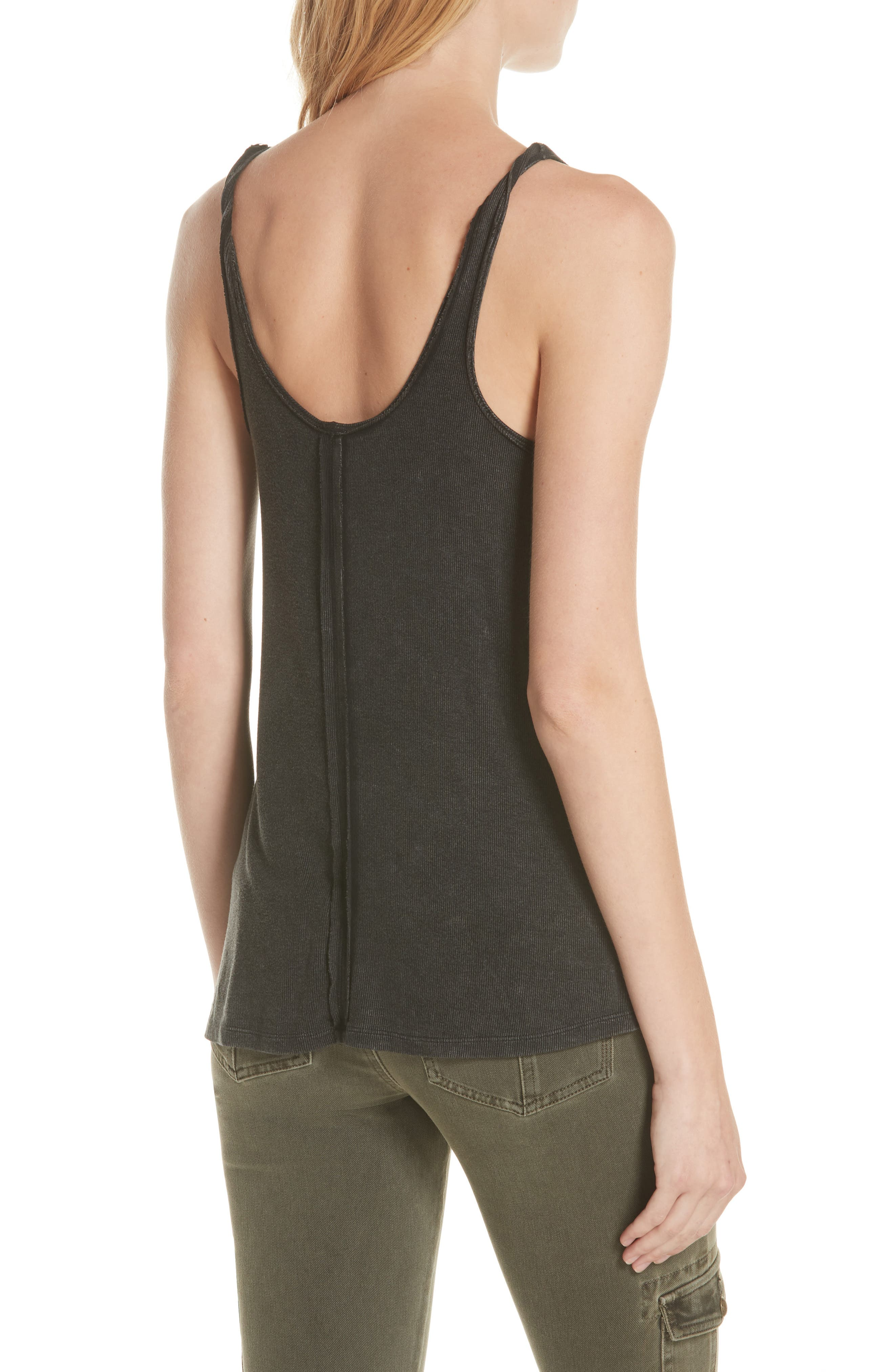 We the Free by Free People Scarlett Tank,                             Alternate thumbnail 2, color,                             001