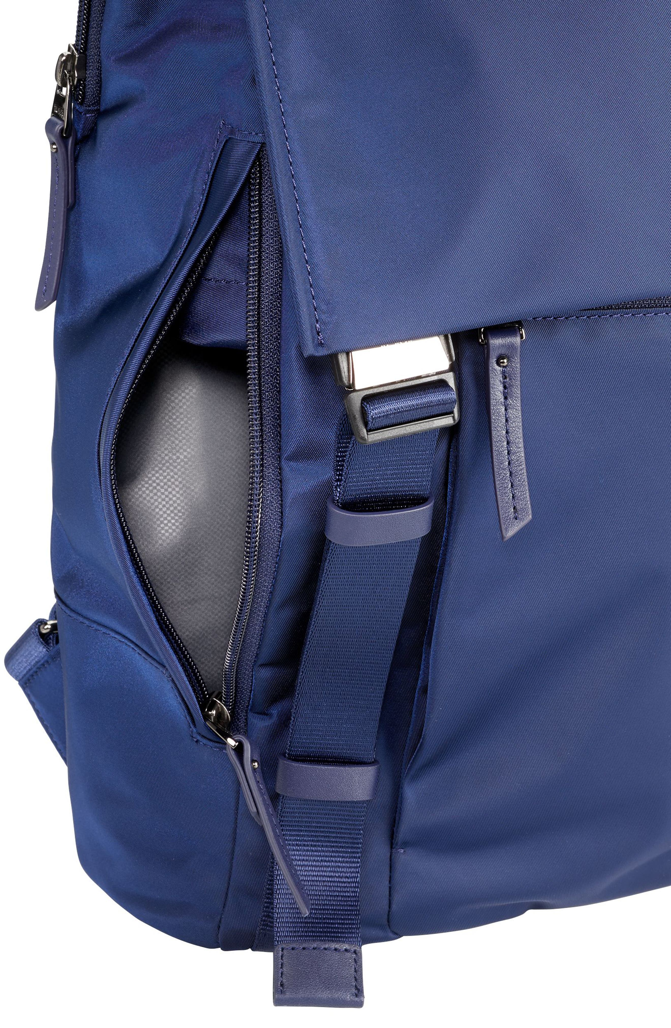 'Voyageur - Sacha' Flap Backpack,                             Alternate thumbnail 15, color,