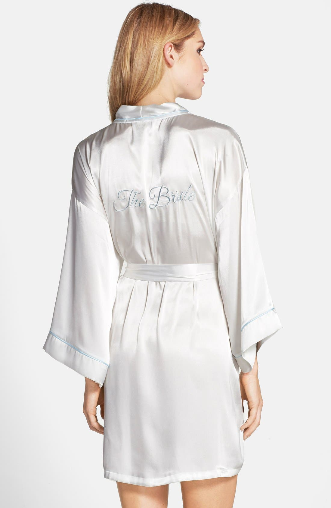 IN BLOOM BY JONQUIL 'For the Bride' Robe, Main, color, 900