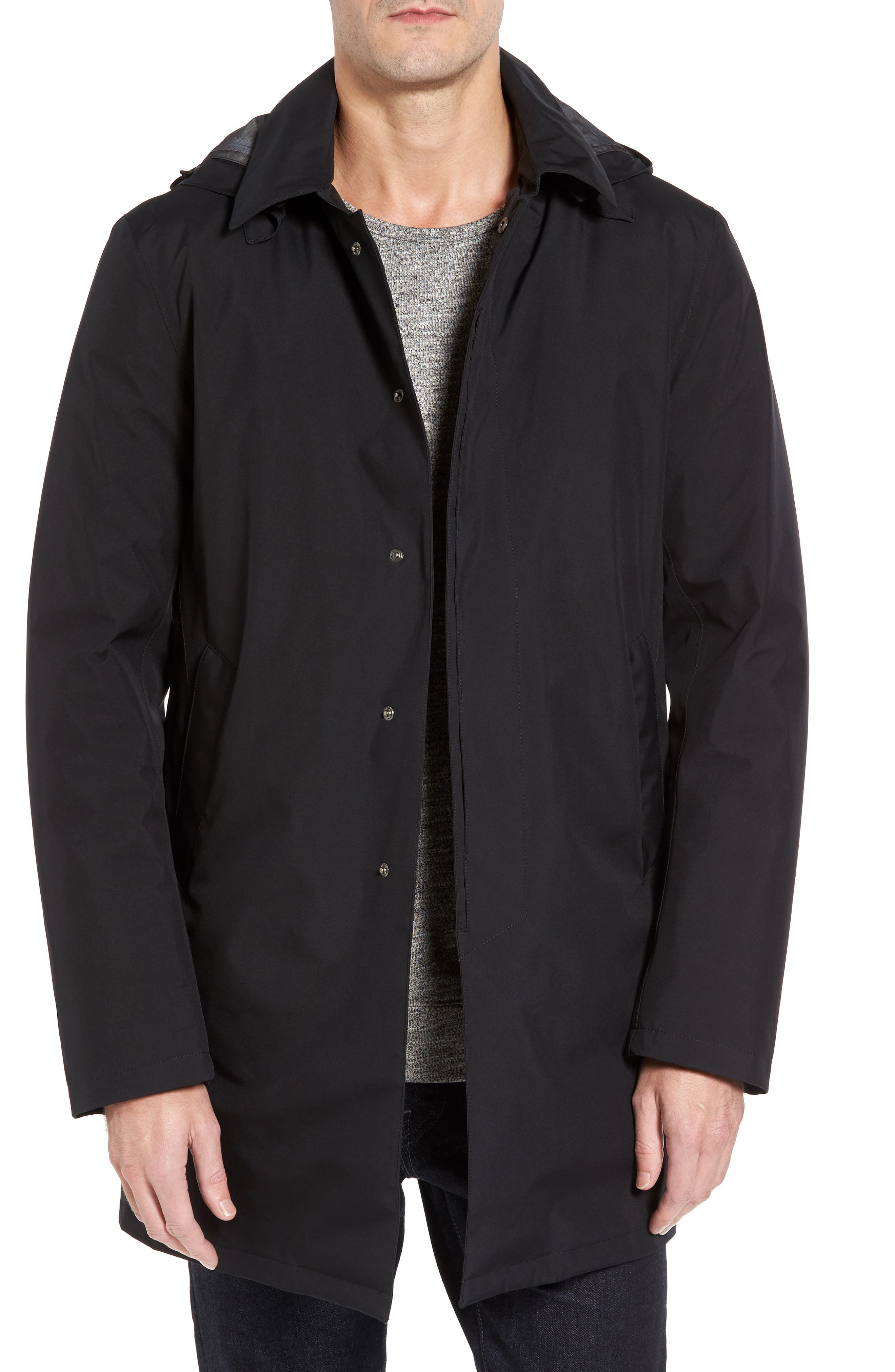 HERNO Gore-Tex<sup>®</sup> 3-Layer Jacket, Main, color, 001
