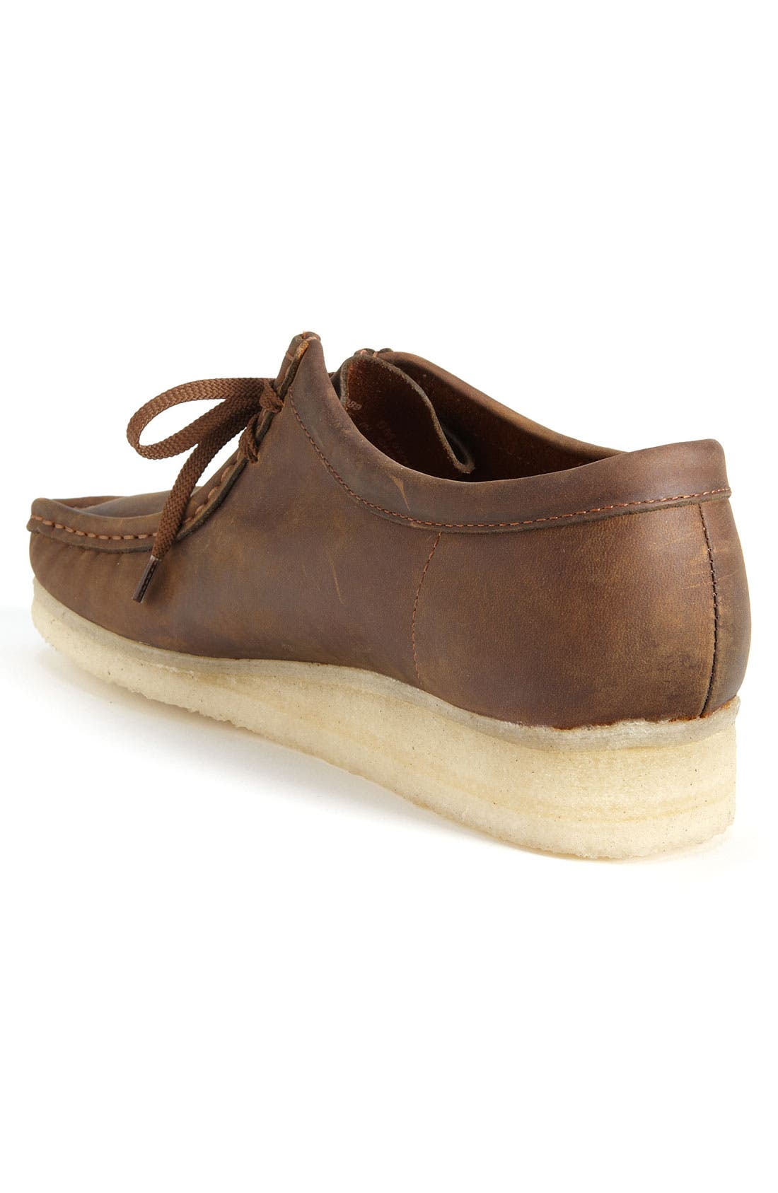 'Wallabee' Moc Toe Derby (Online Only),                             Alternate thumbnail 19, color,
