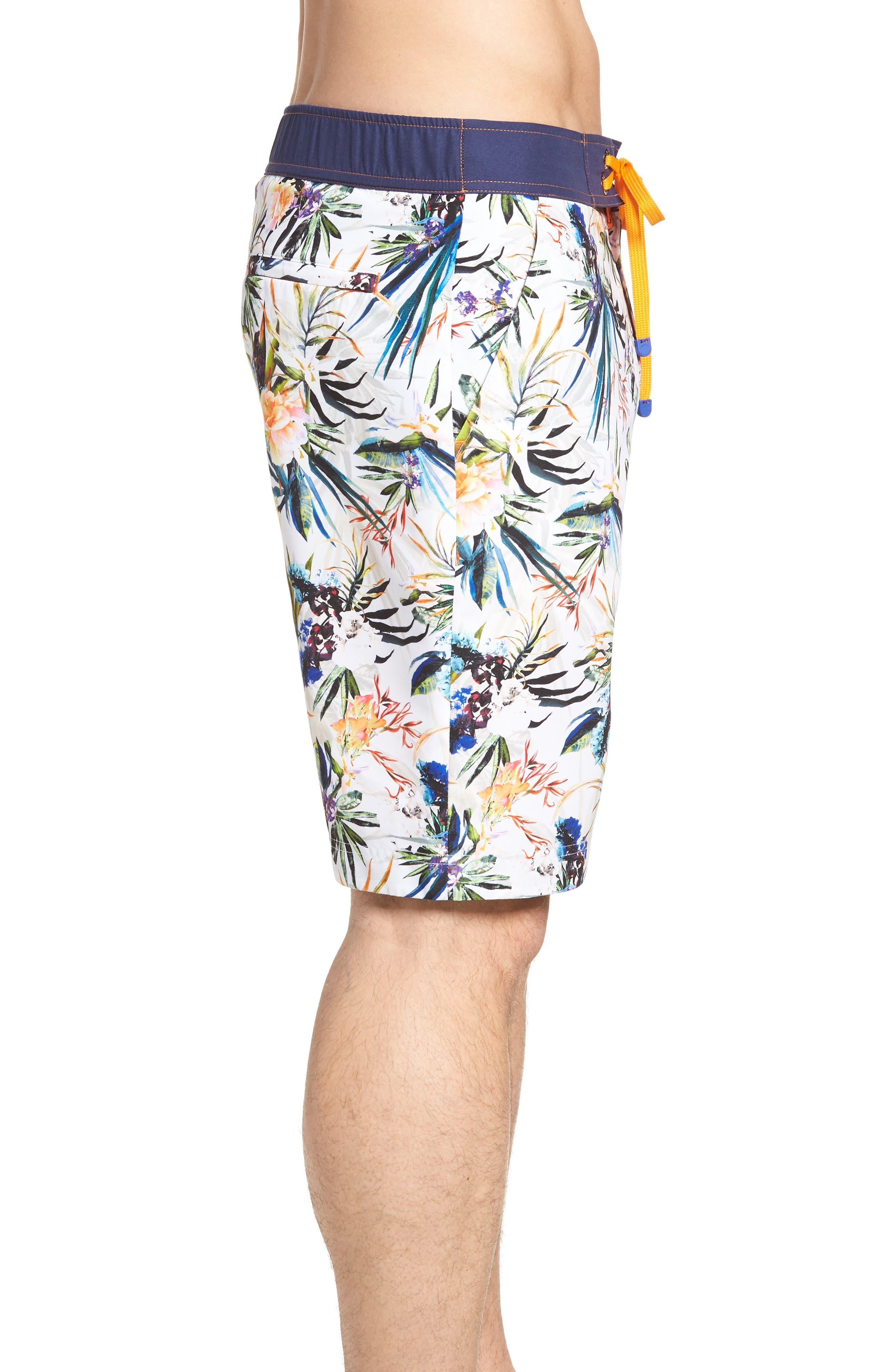 Rumba Board Shorts,                             Alternate thumbnail 3, color,                             250