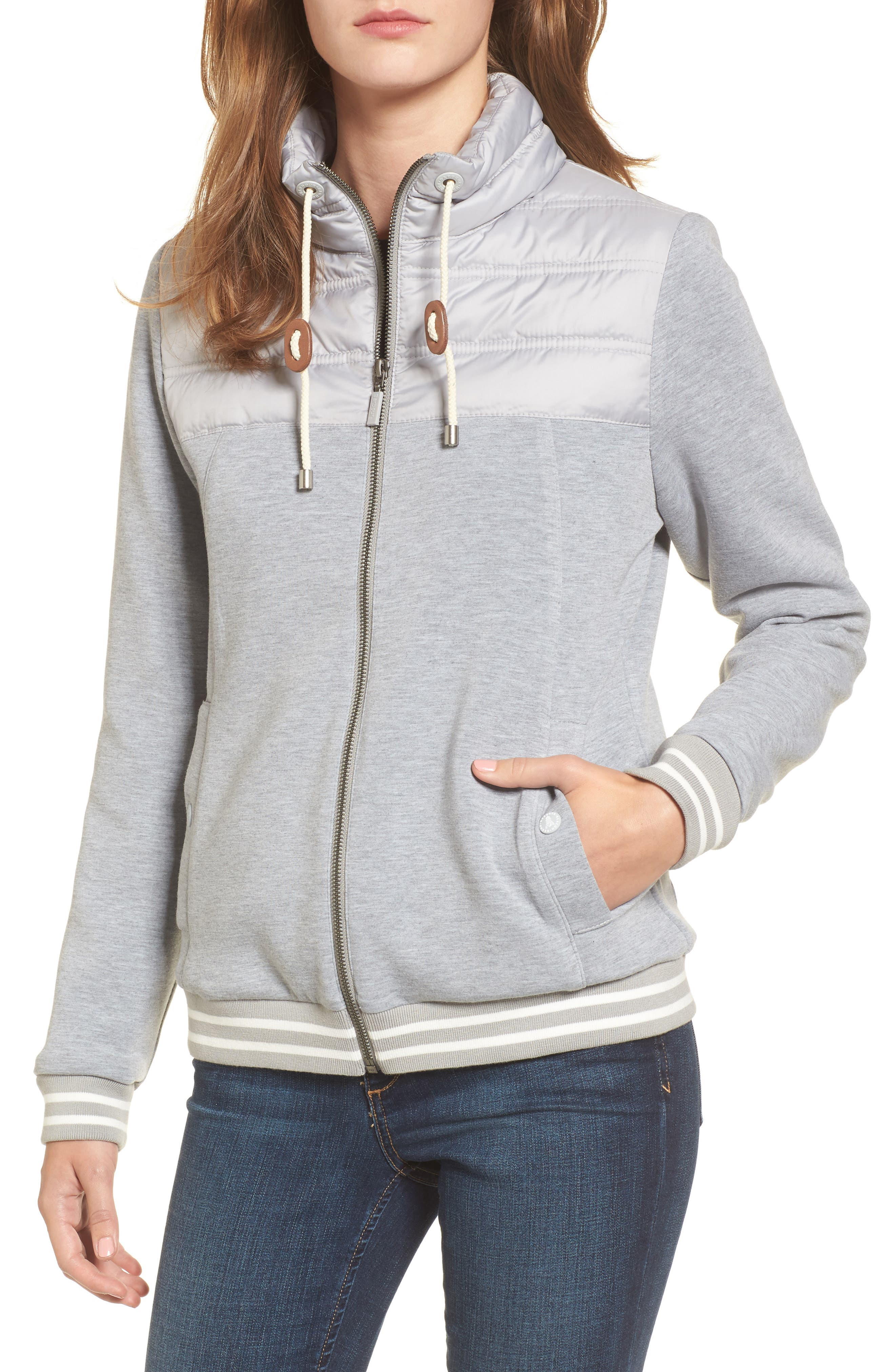 Selsey Zip Sweater,                             Main thumbnail 1, color,                             050