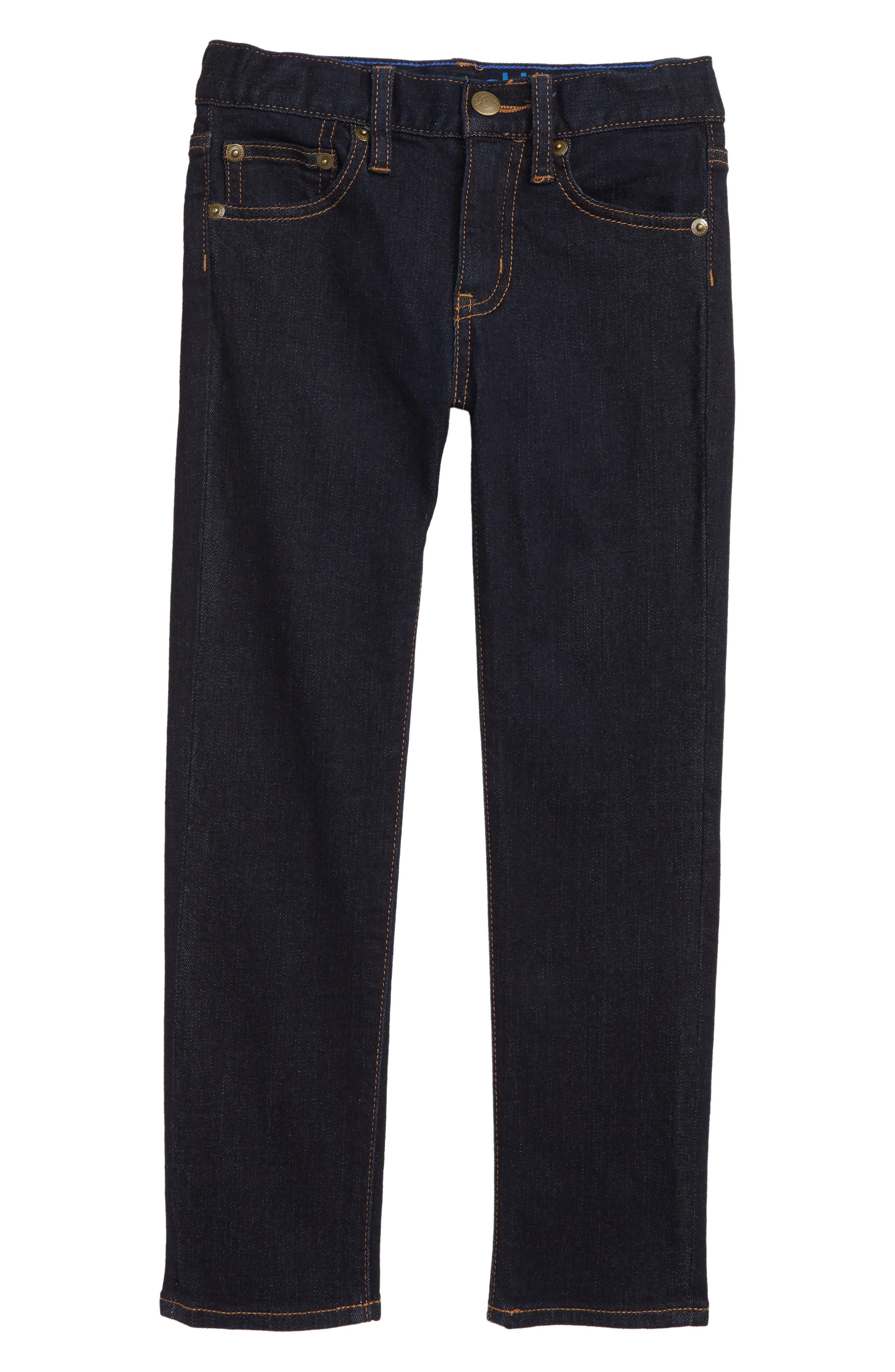 Boys Crewcuts By Jcrew Runaround Skinny Jeans Size 14  Blue