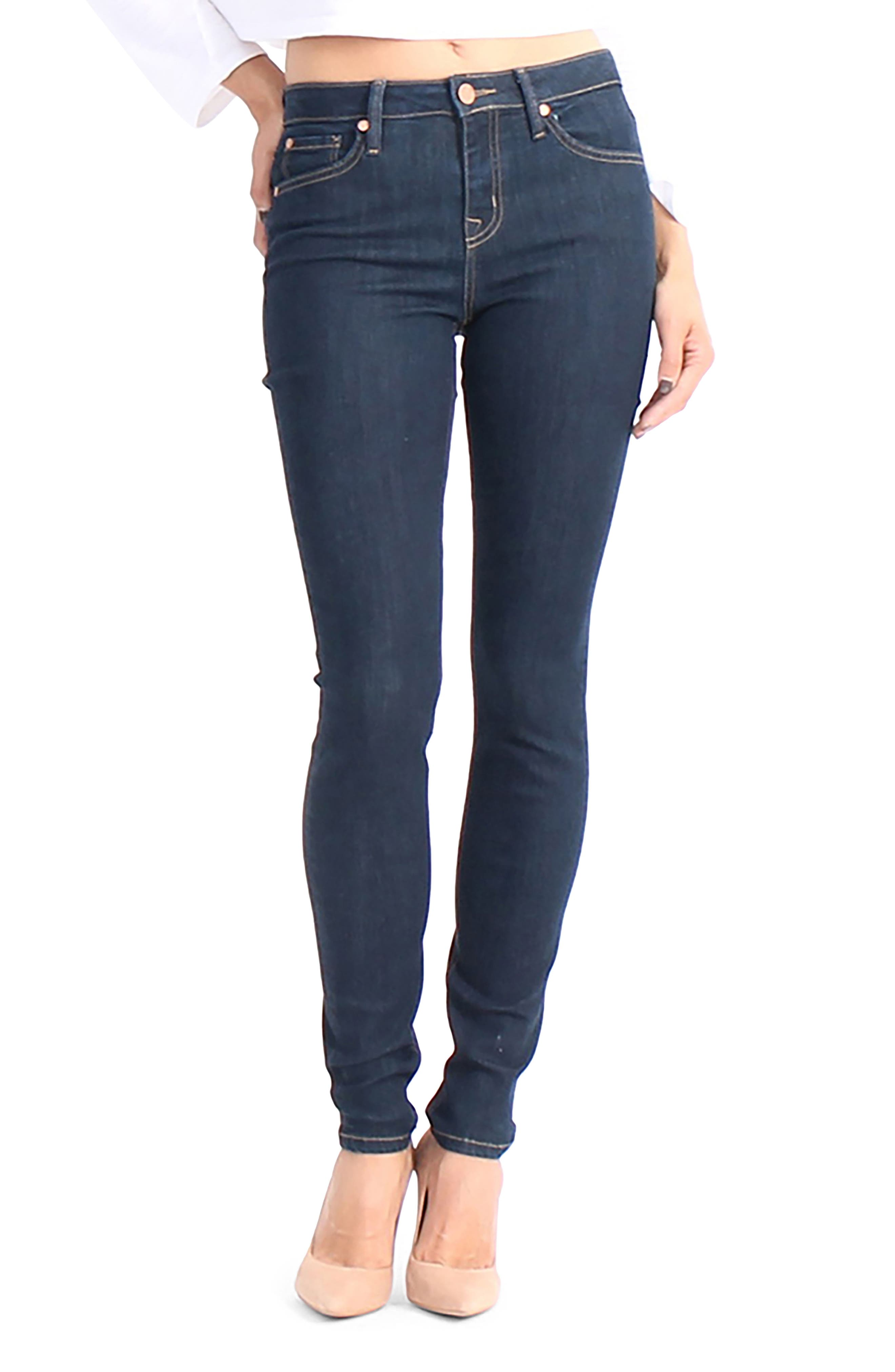 Liza Skinny Jeans,                             Main thumbnail 1, color,                             491