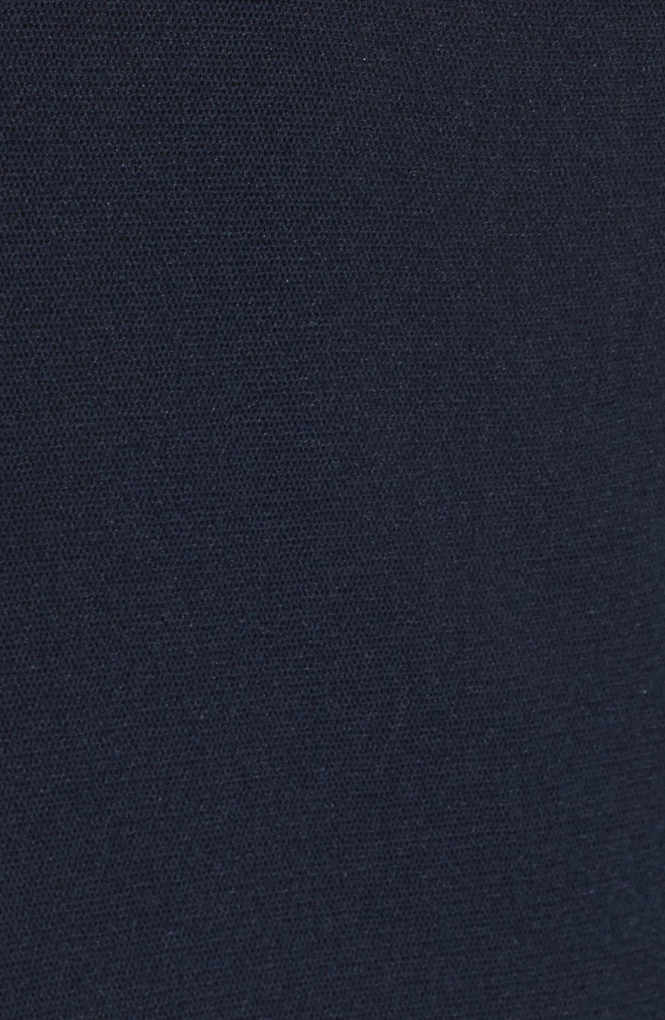 Reversible Tulle Dress,                             Alternate thumbnail 5, color,                             001