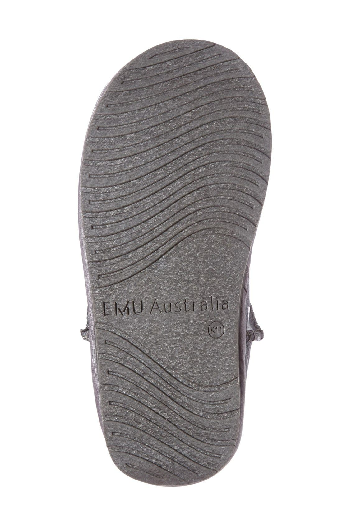 EMUAustralia Starry Night Boot,                             Alternate thumbnail 7, color,                             CHARCOAL