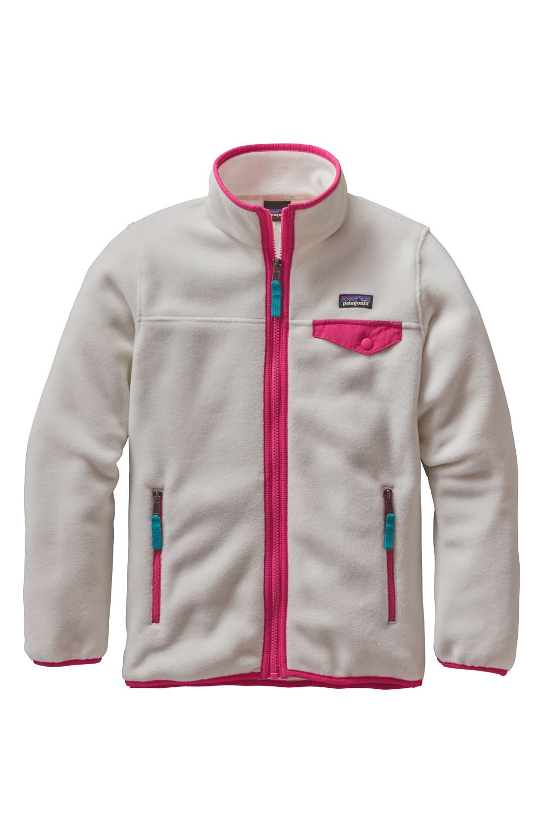 Synchilla<sup>®</sup> Snap-T<sup>®</sup> Fleece Jacket,                             Main thumbnail 4, color,