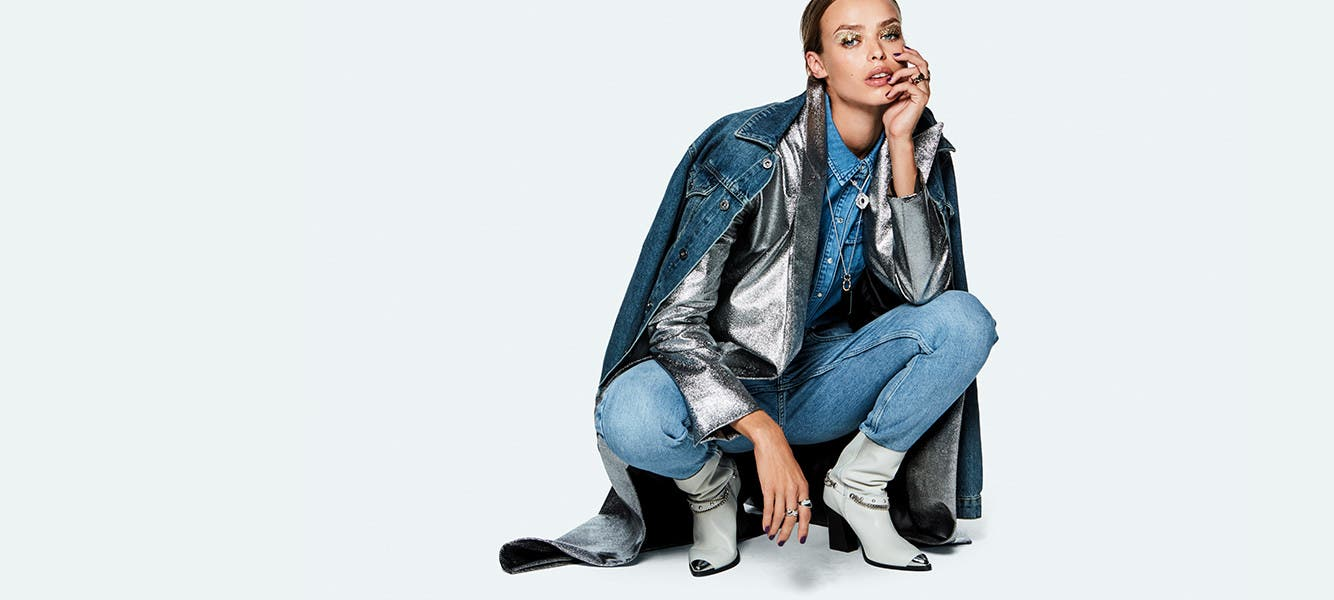 Topshop it. Discover the latest fall campaign from Topshop.
