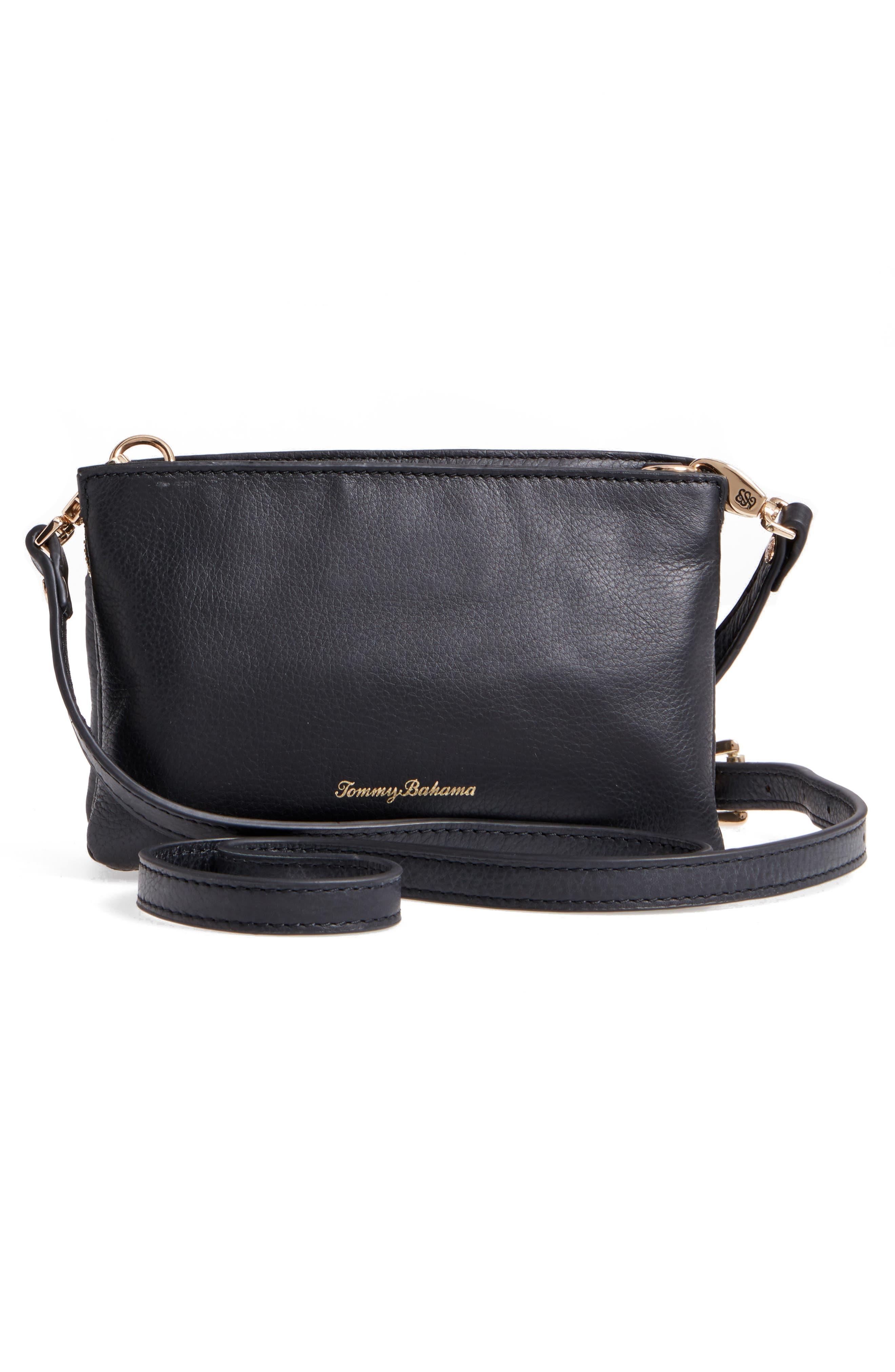 Katerini Leather Crossbody Wallet,                             Alternate thumbnail 15, color,