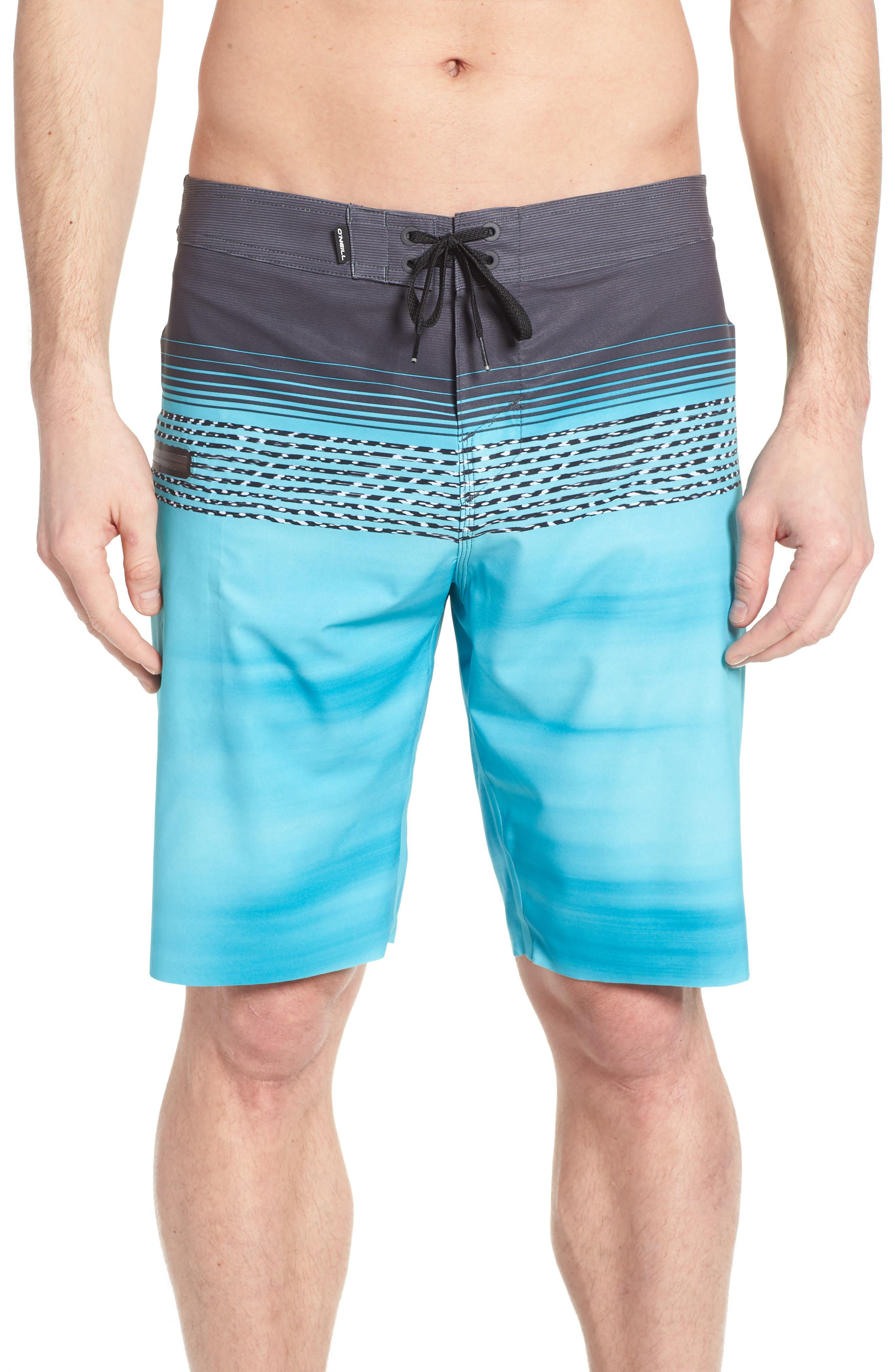Hyperfreak Teevee Board Shorts,                         Main,                         color, 144