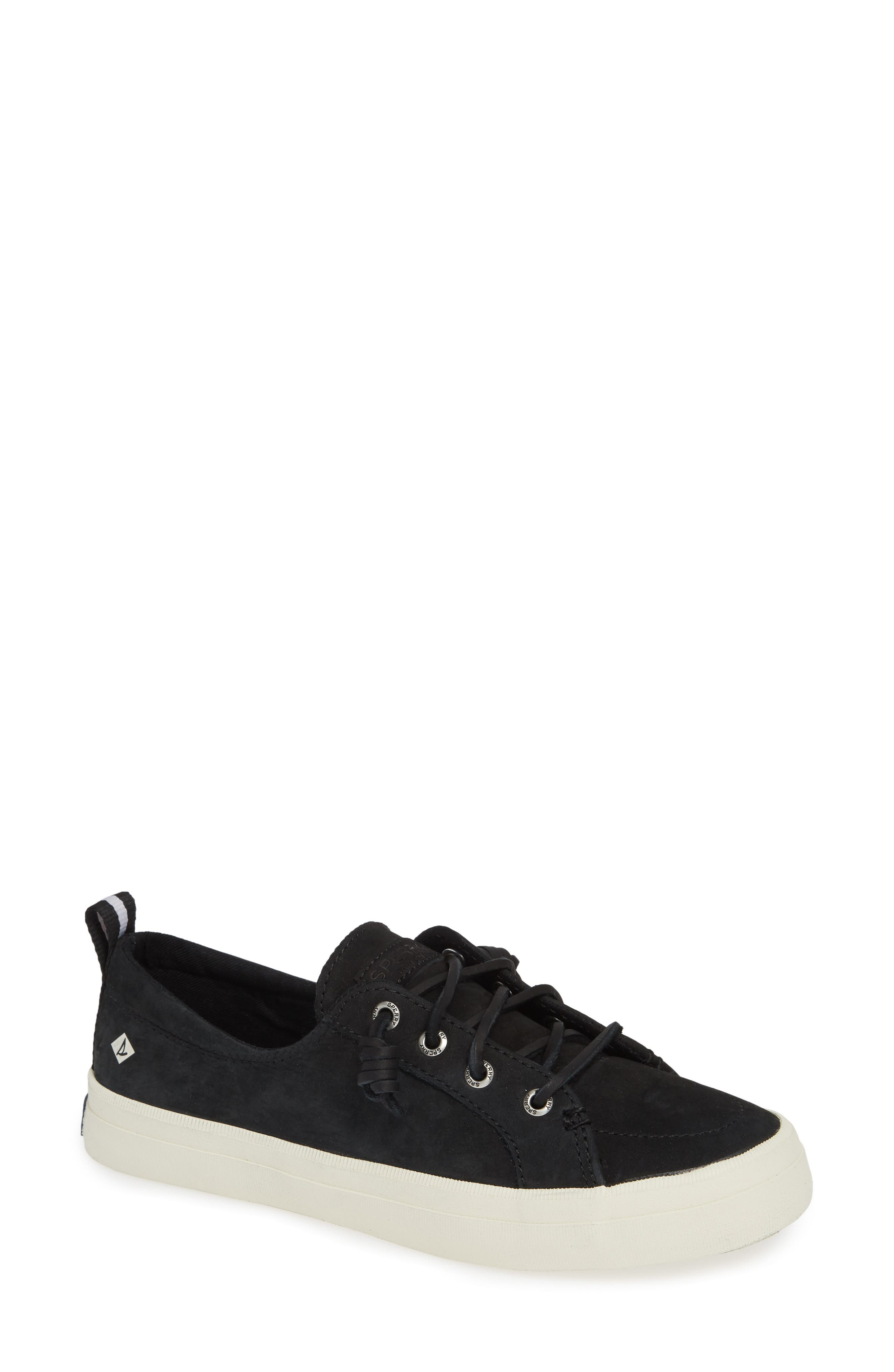 SPERRY,                             Crest Vibe Sneaker,                             Main thumbnail 1, color,                             001