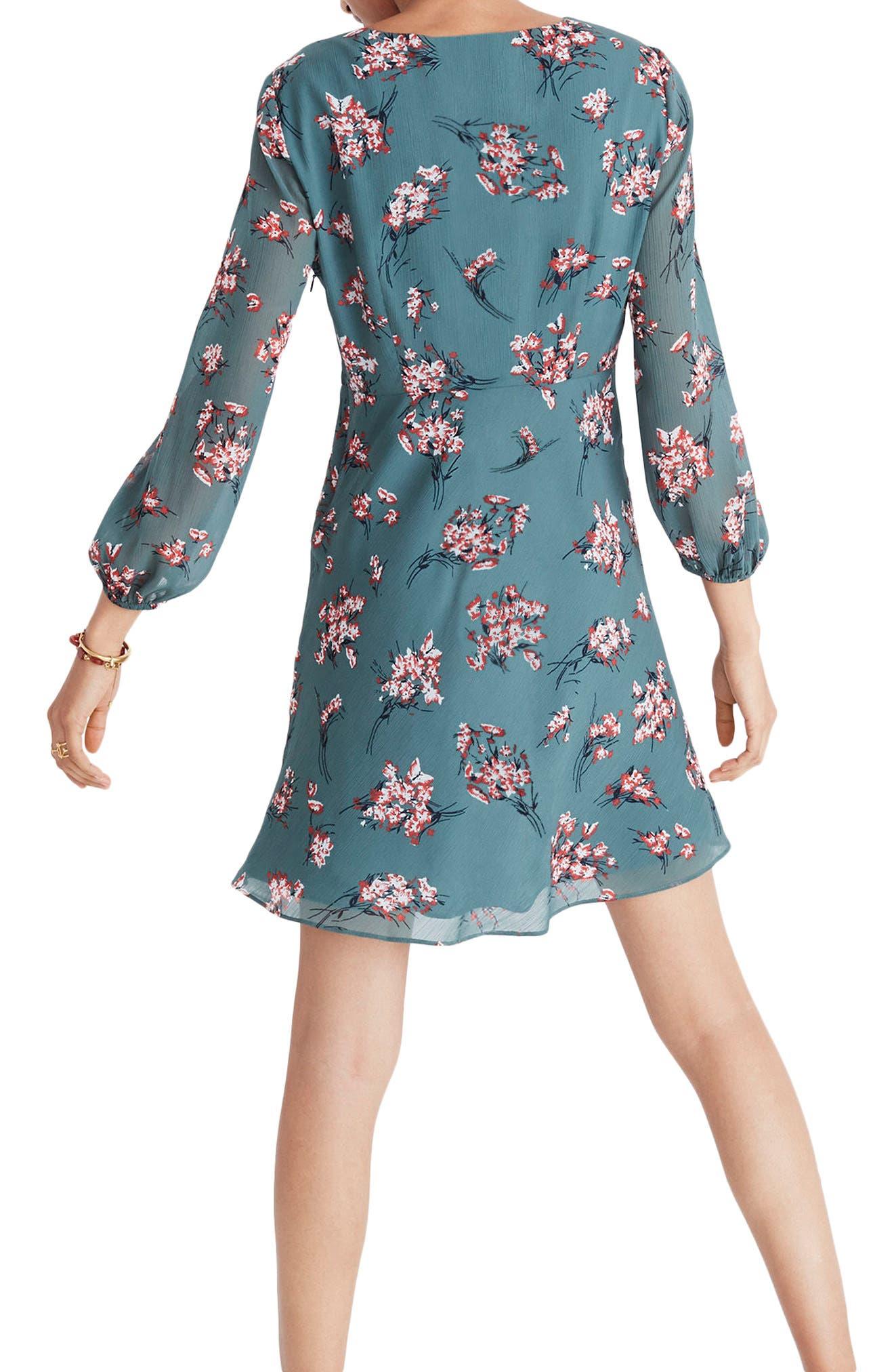 Marguerite Swing Dress,                             Alternate thumbnail 2, color,                             300