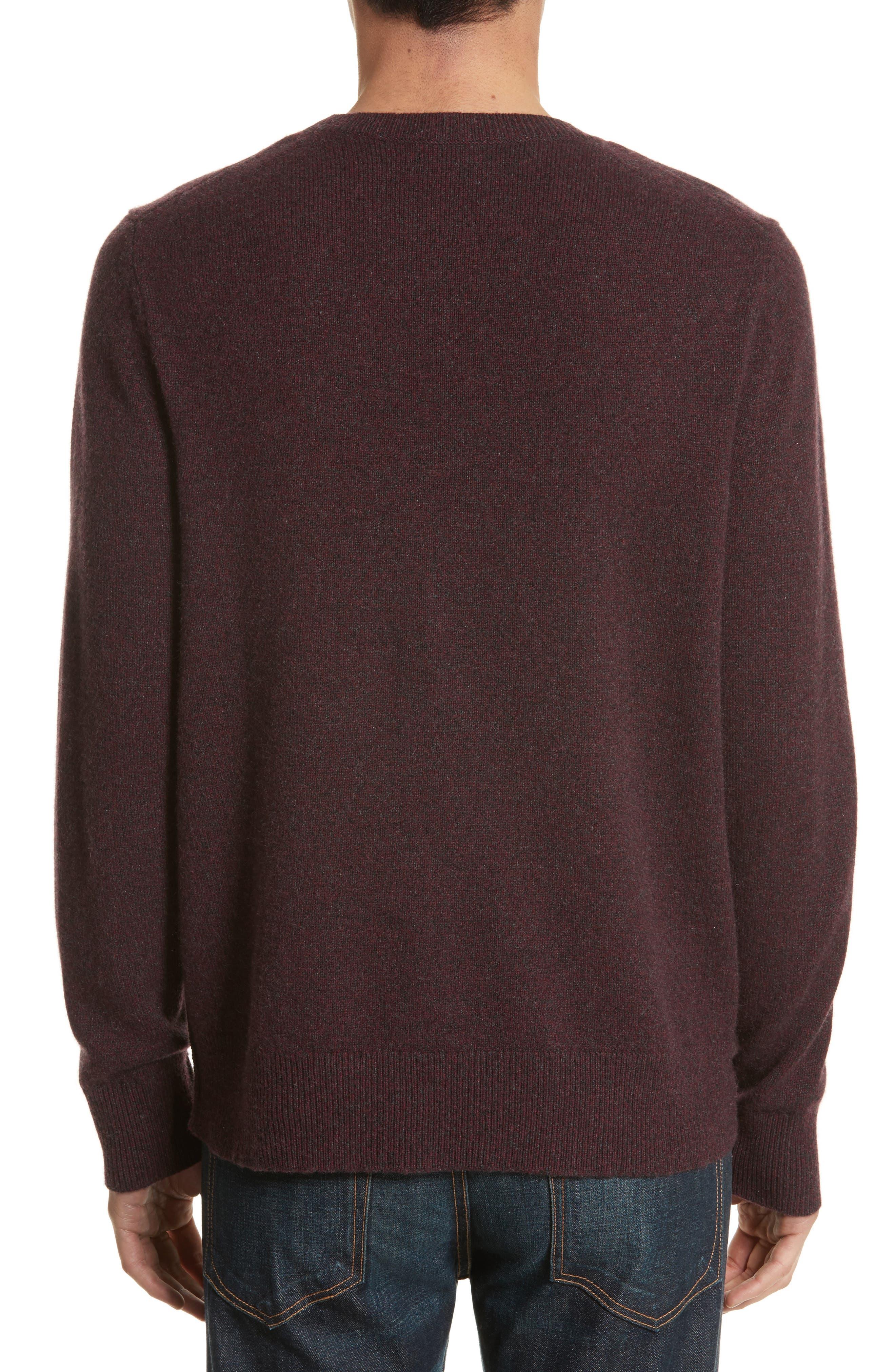 Holdon Cashmere Sweater,                             Alternate thumbnail 4, color,