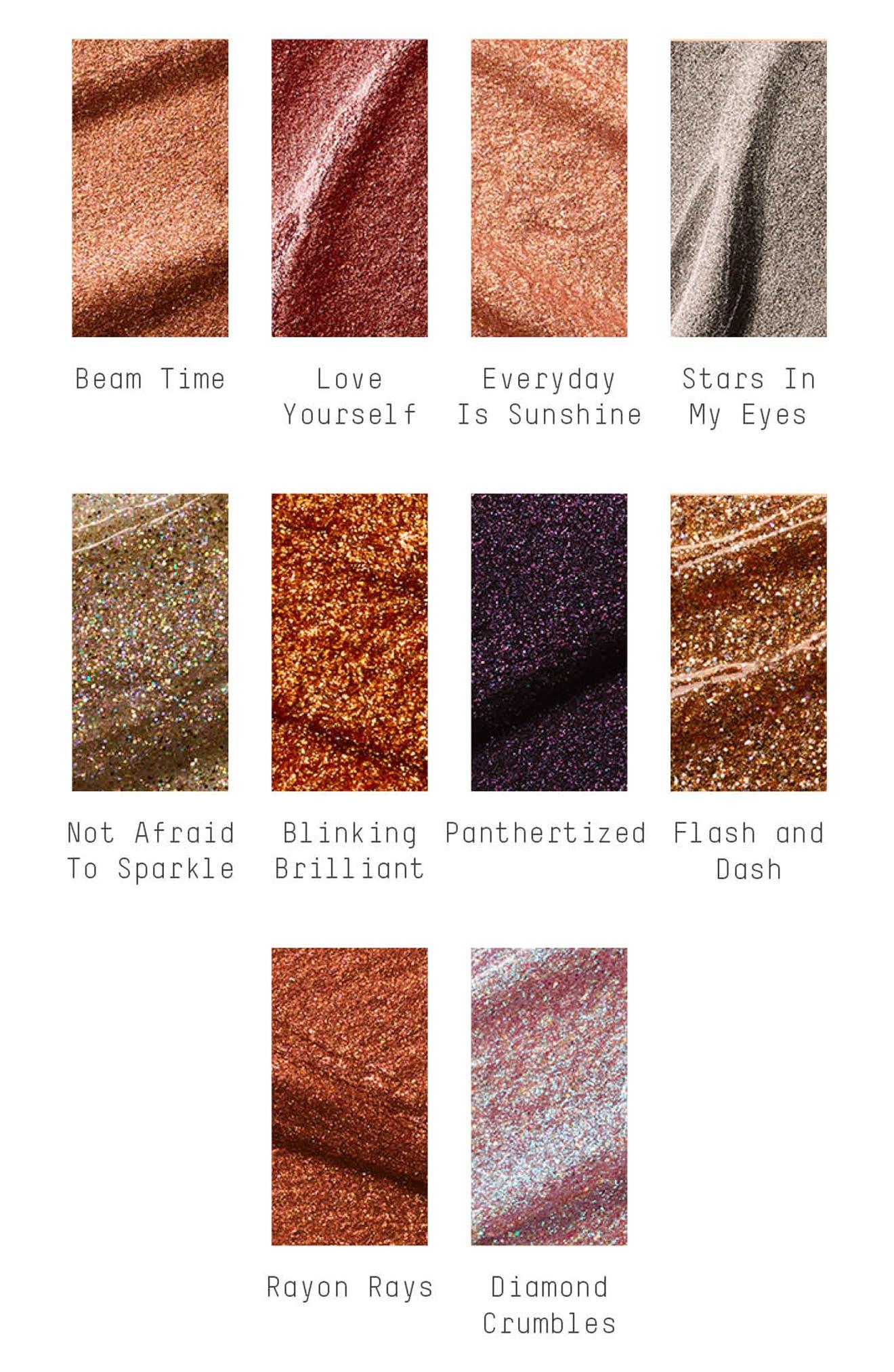 MAC COSMETICS,                             MAC Dazzleshadow Liquid Eyeshadow,                             Alternate thumbnail 6, color,                             PANTHERTIZED (SHIMMER)