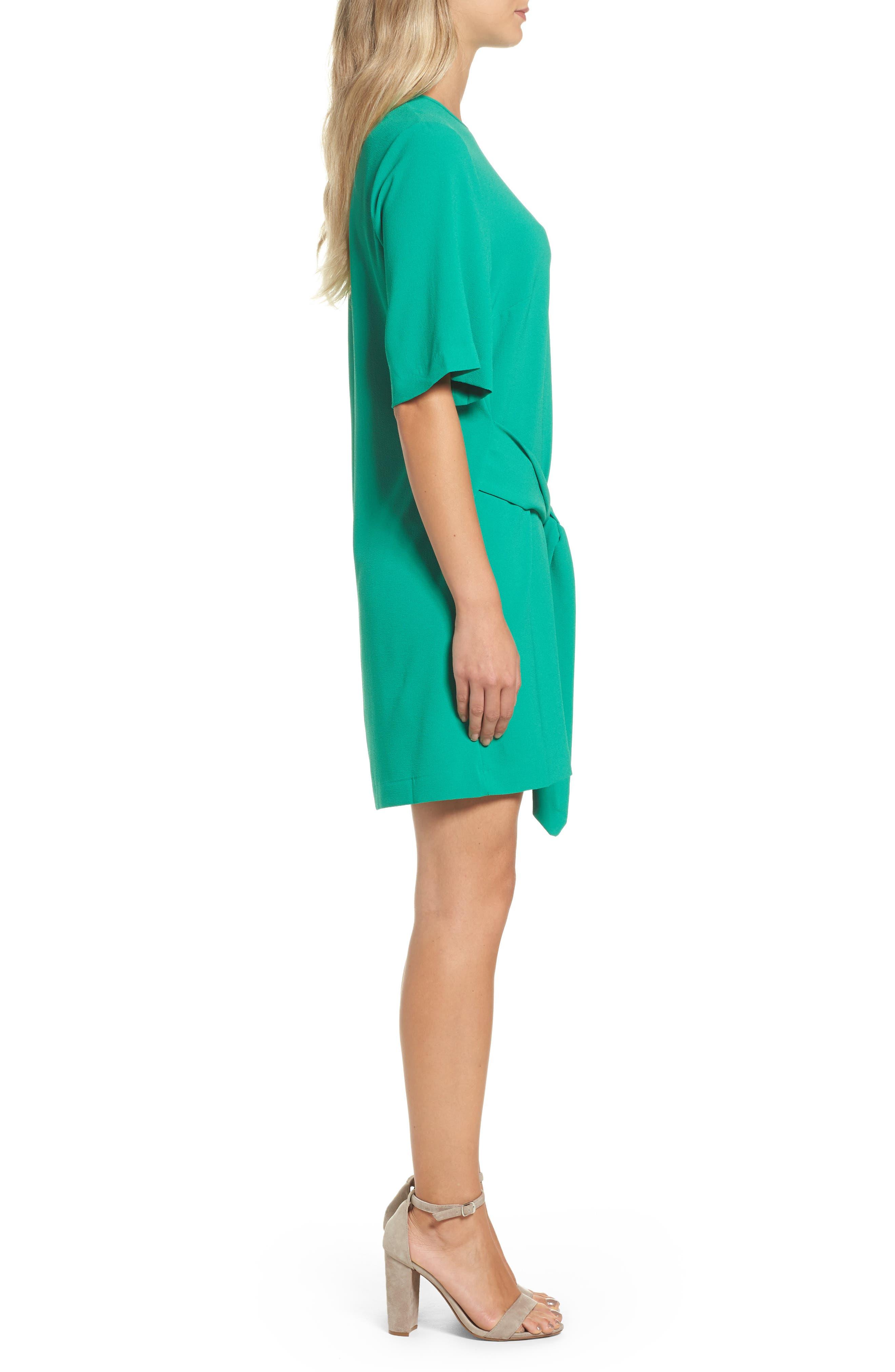 Dara Shift Dress,                             Alternate thumbnail 3, color,                             319