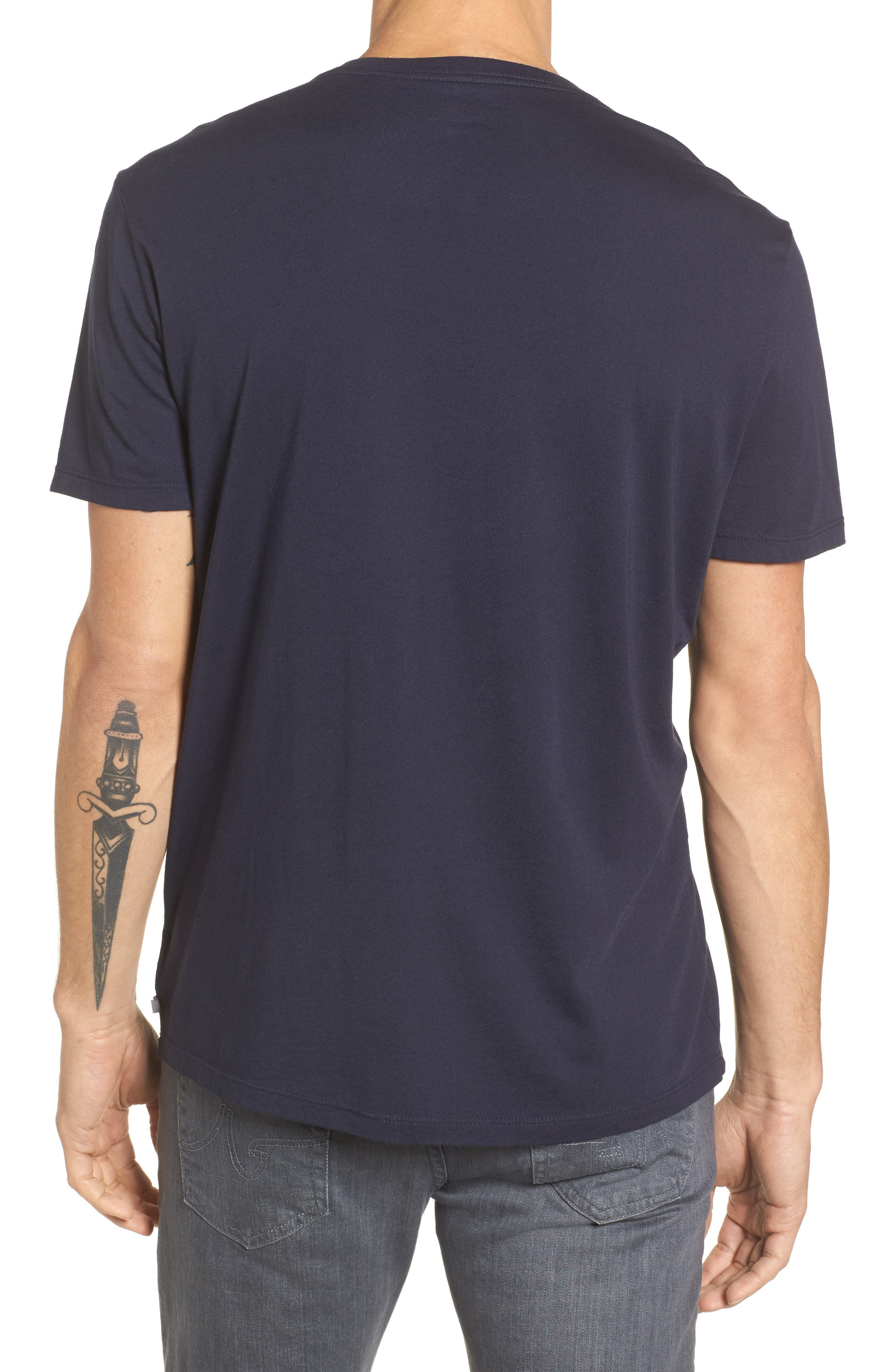 Bryce Slim Fit T-Shirt,                             Alternate thumbnail 7, color,