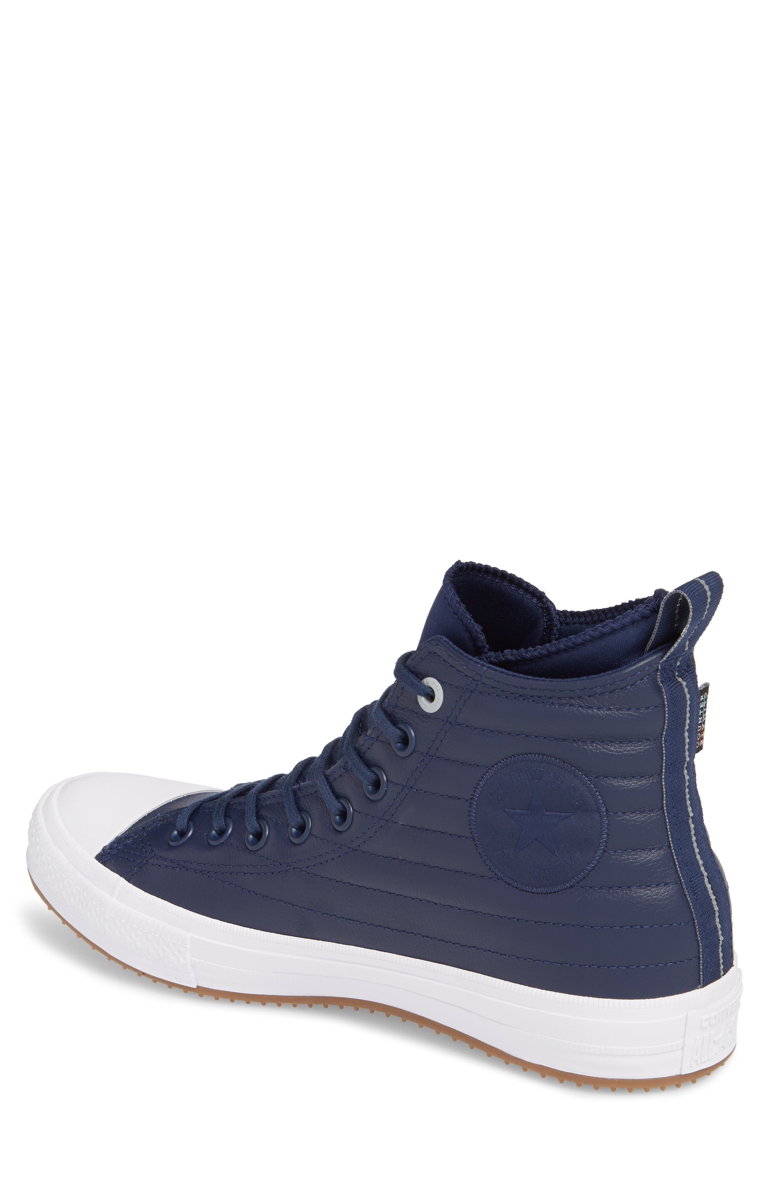 Chuck Taylor<sup>®</sup> All Star<sup>®</sup> Waterproof Quilted Sneaker,                             Alternate thumbnail 4, color,