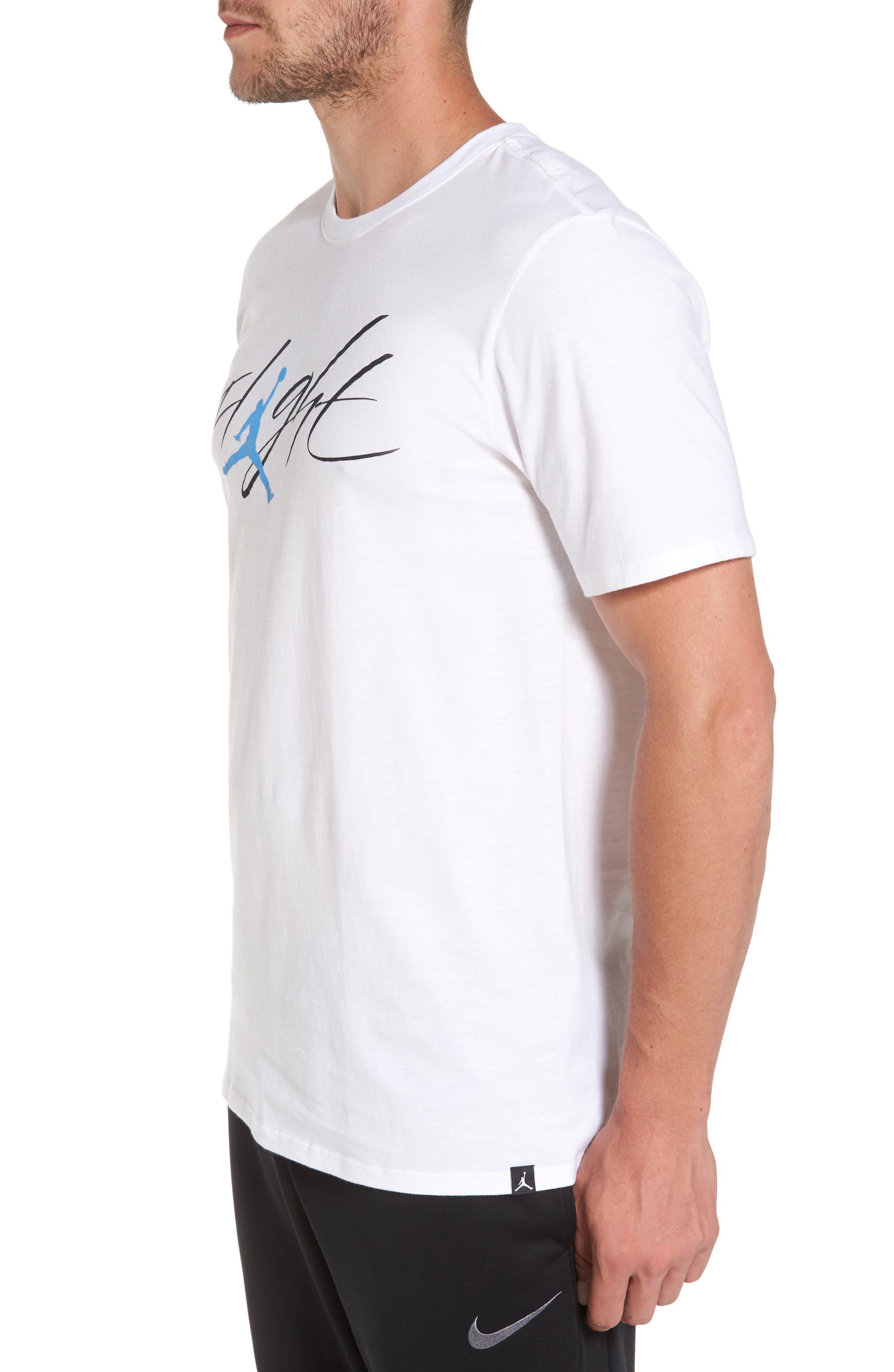 Sportswear Flight T-Shirt,                             Alternate thumbnail 6, color,